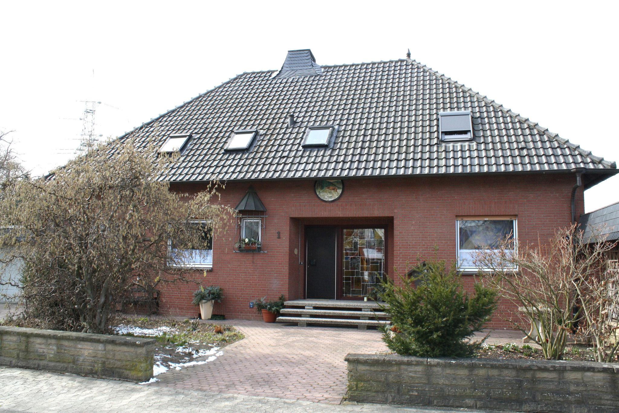 Einfamilienhaus in Peine / Berkum