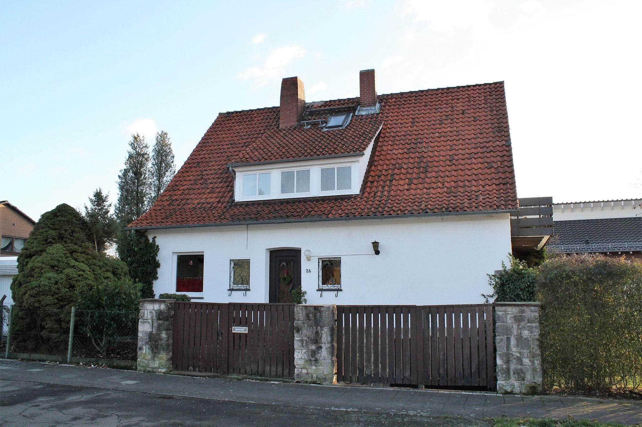 Einfamilienhaus in Peine