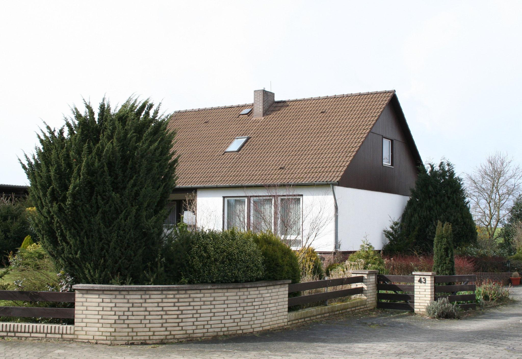 Einfamilienhaus in Peine / Duttenstedt