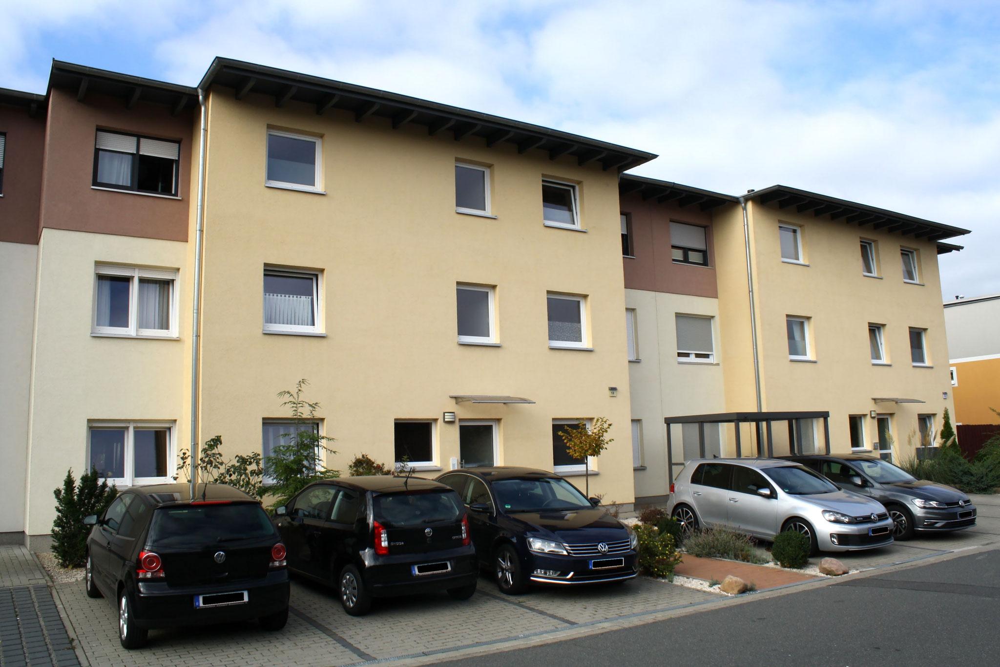 2-Zimmer-Wohnung in Peine / Südstadt