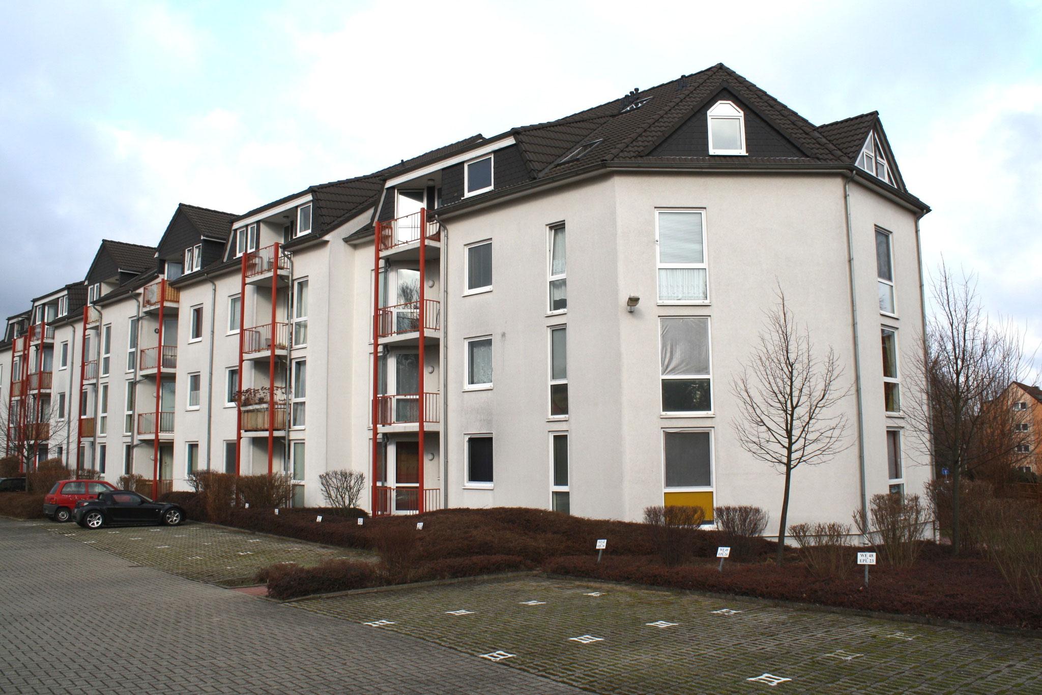 2-Zimmer-Wohnung in Hildesheim