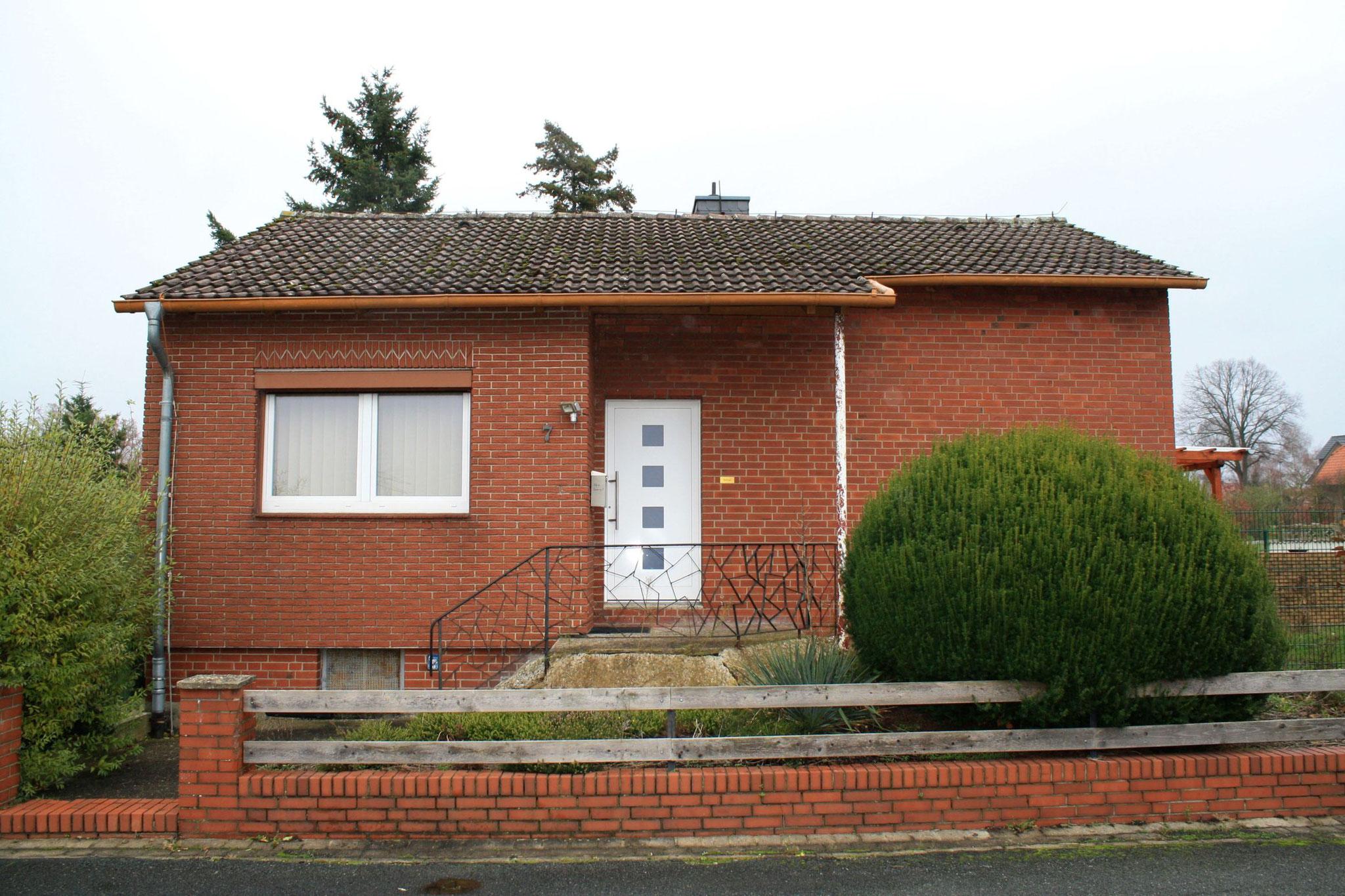 Einfamilienhaus in Ilsede / Adenstedt