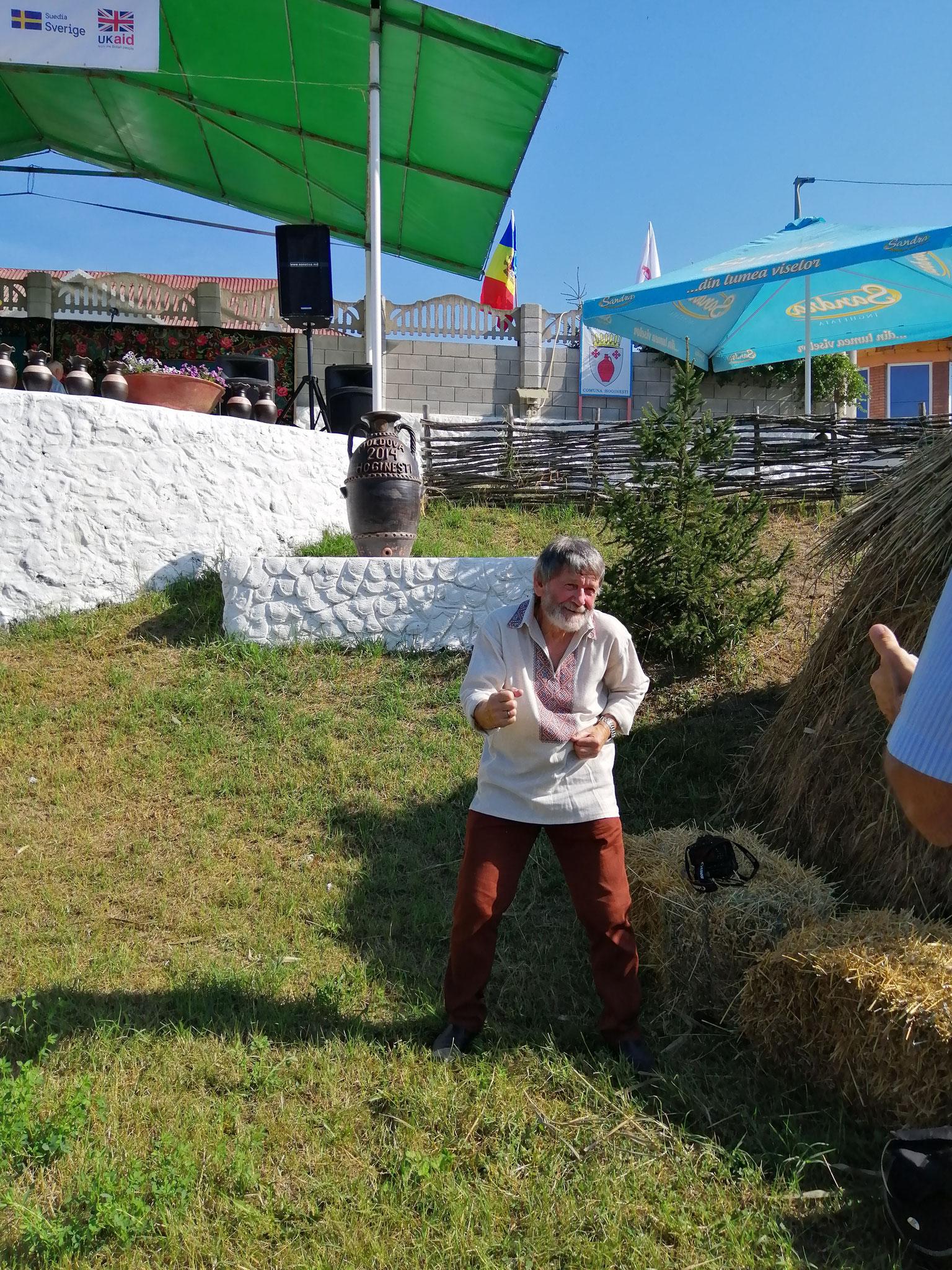 Hoginesti, Moldova festivale di ceramica
