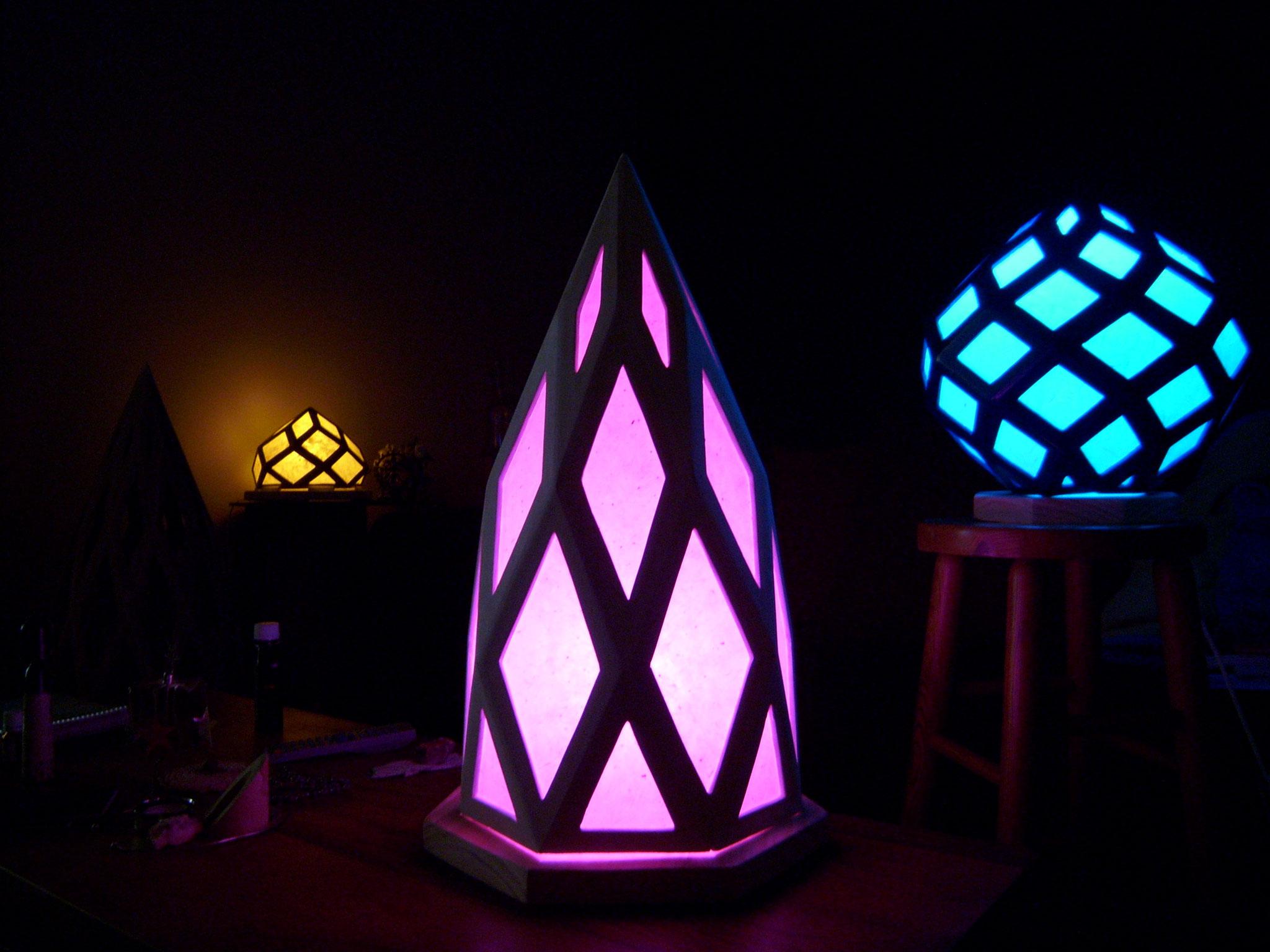 Zomes lampes