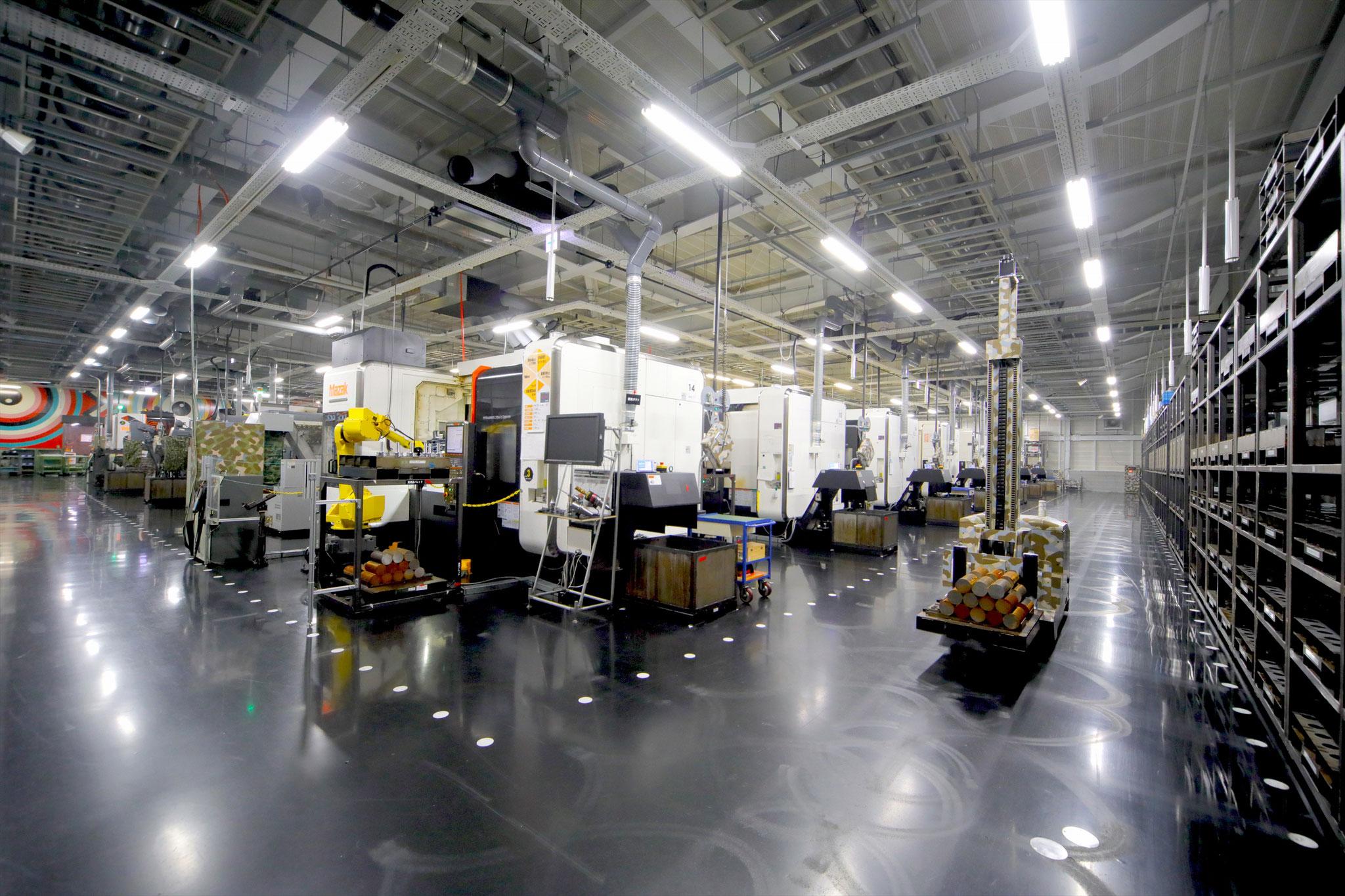自動化工場