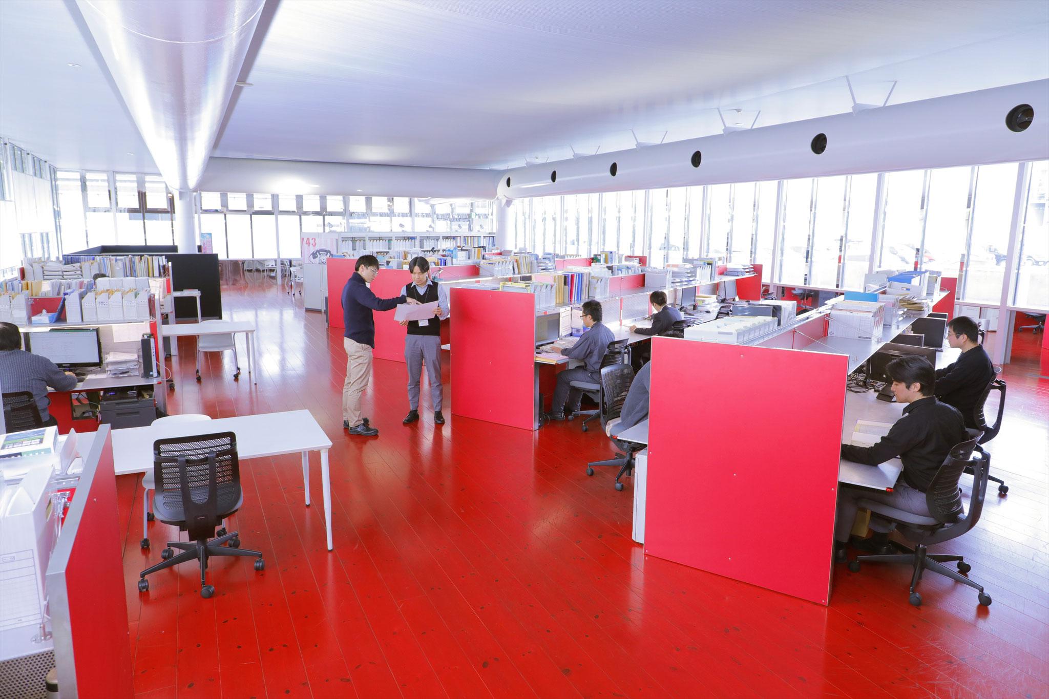 技術系オフィス