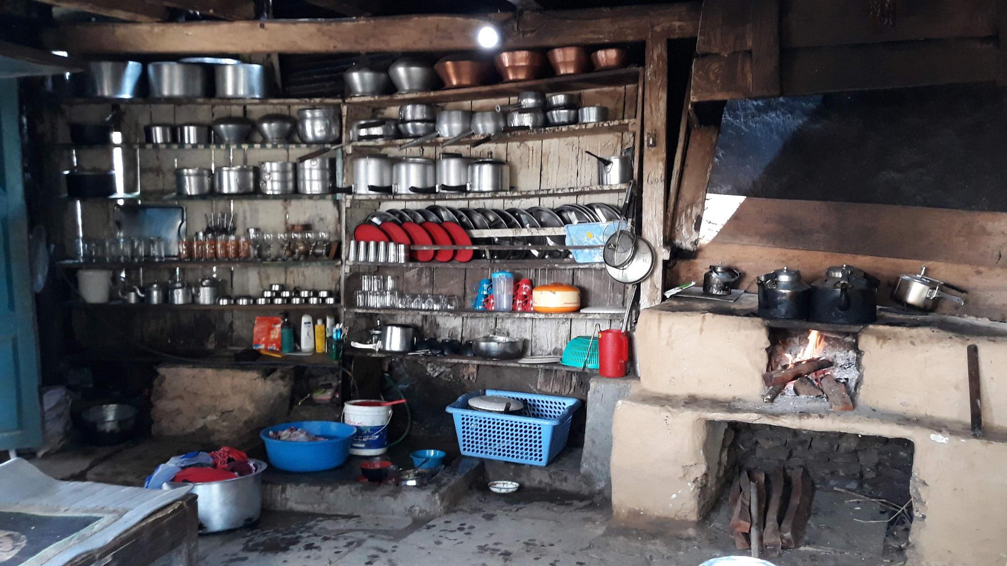 Nepalesische Küche