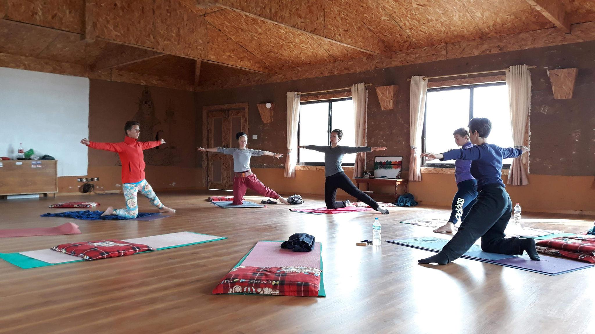 Pilates in Astam
