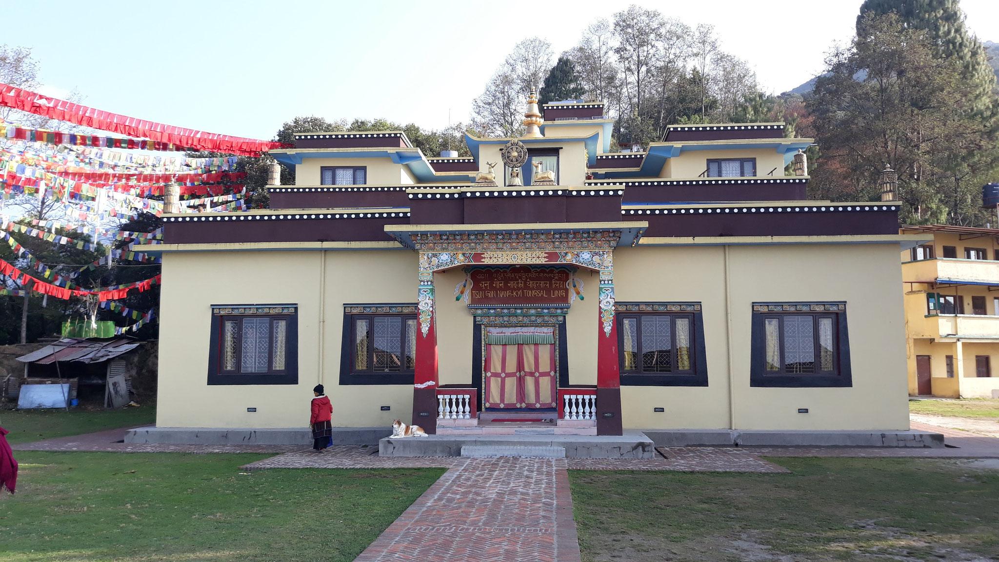 Kloster Nagi Gomba
