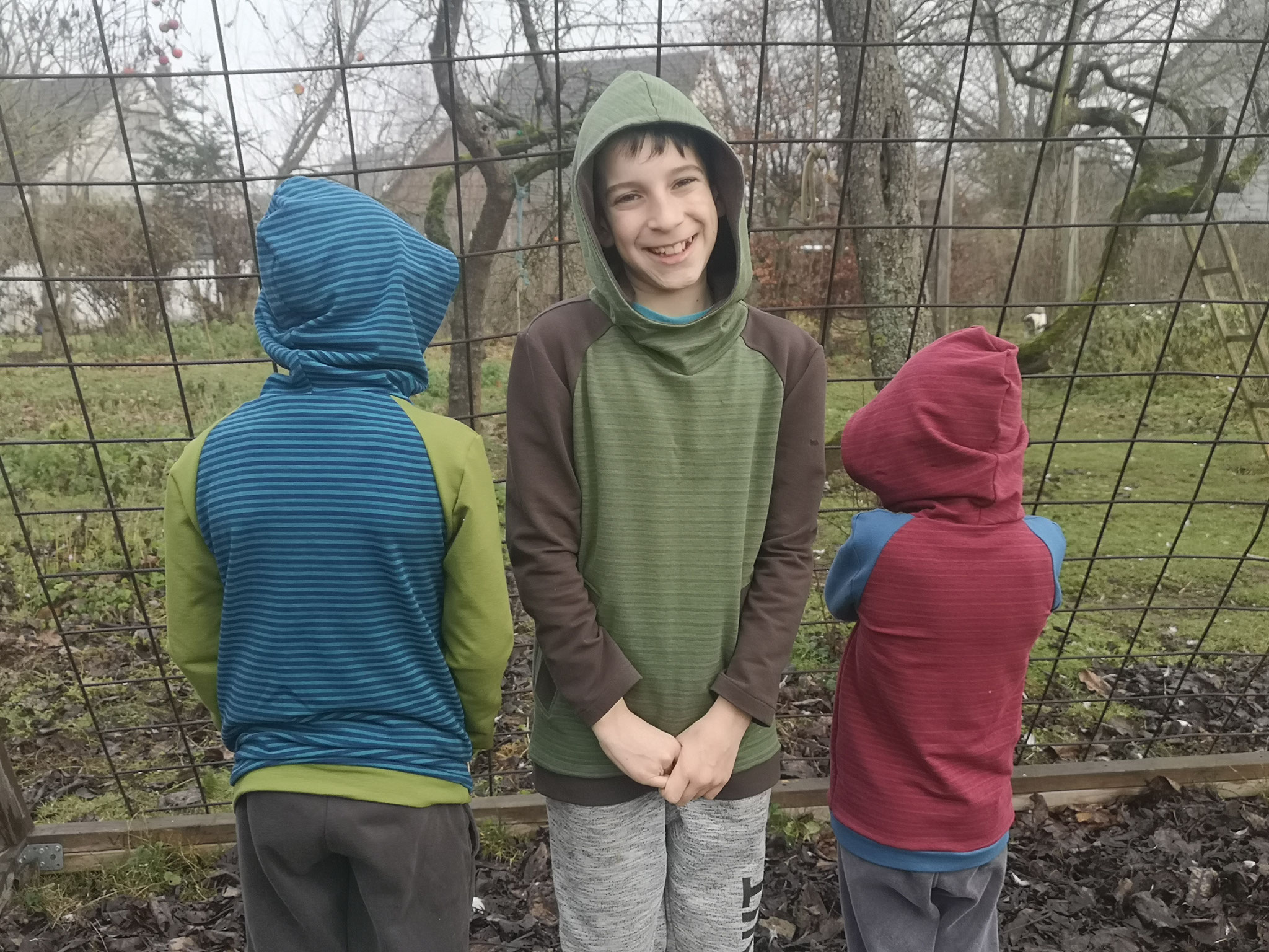 SM: Chilly Sweater Kids von Sewera