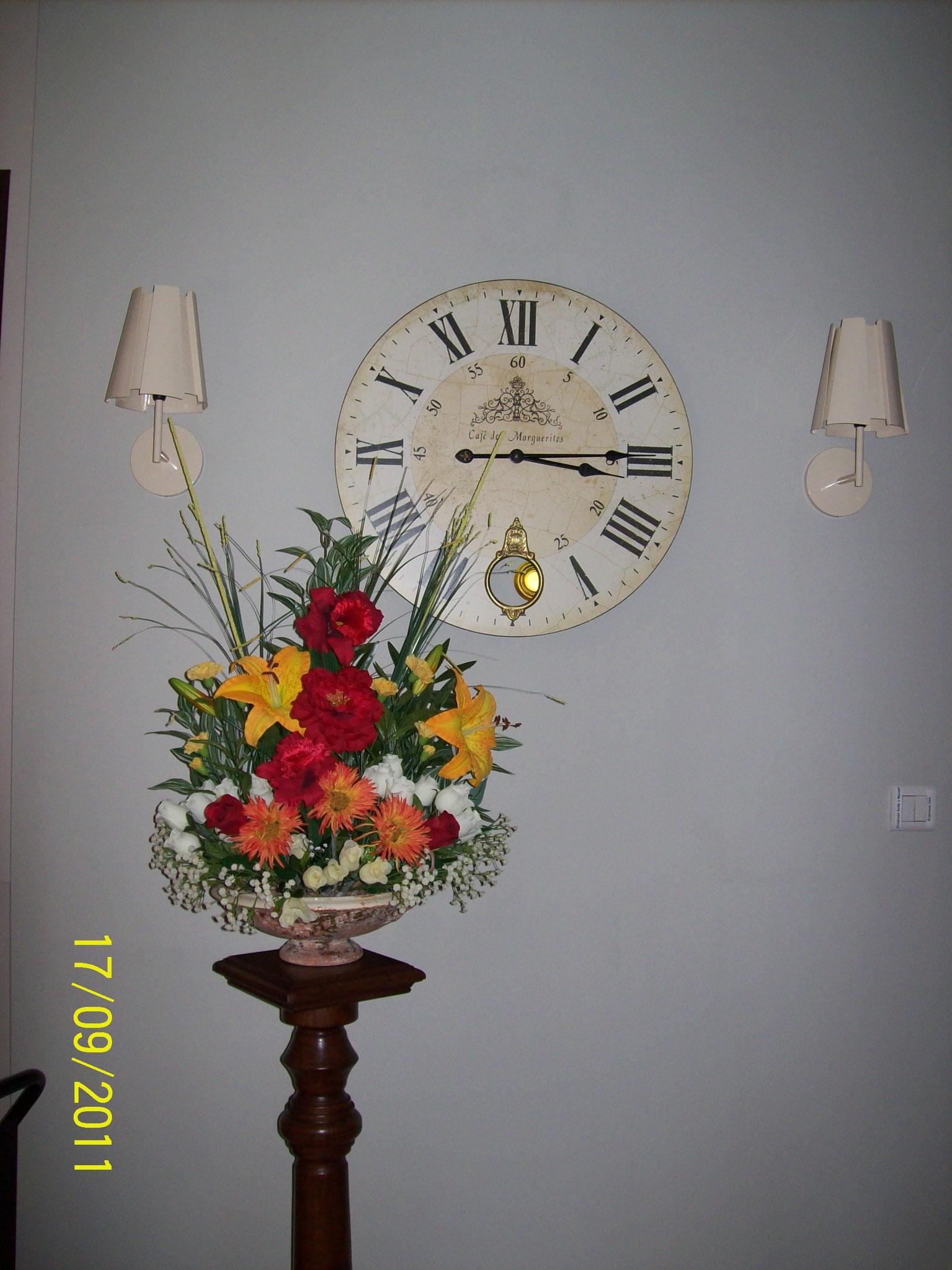Arrangements florals
