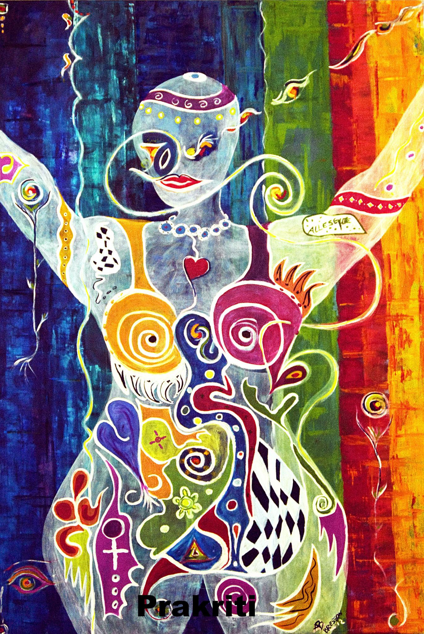 Prakriti - Die Urmutter