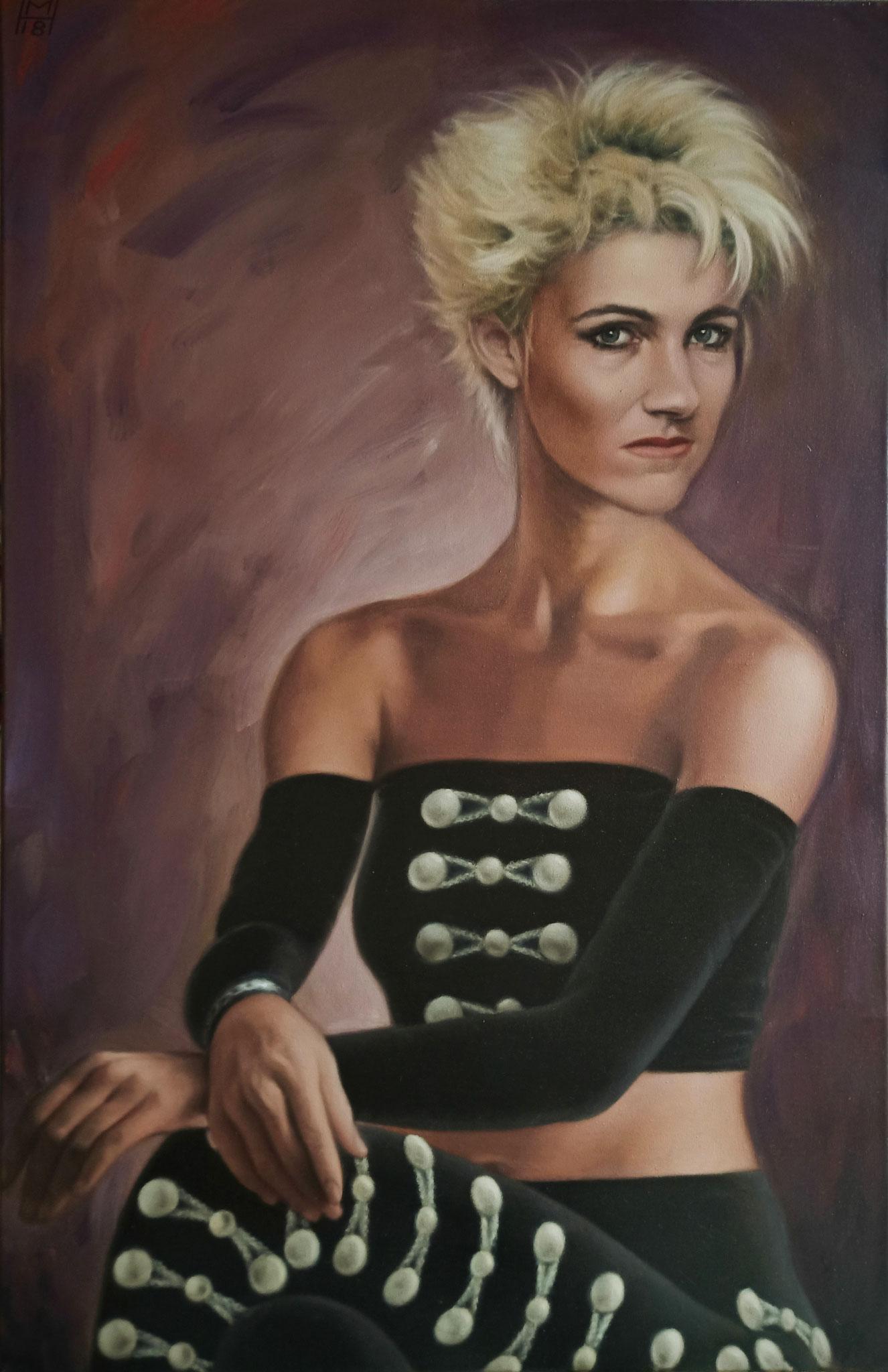 Marie Fredriksson, Öl auf Leinwand, 65 x 100 cm