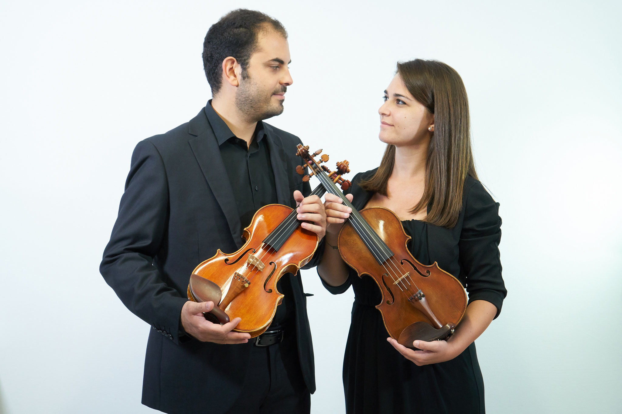 Archimie Duo, with Sharon Tomaselli
