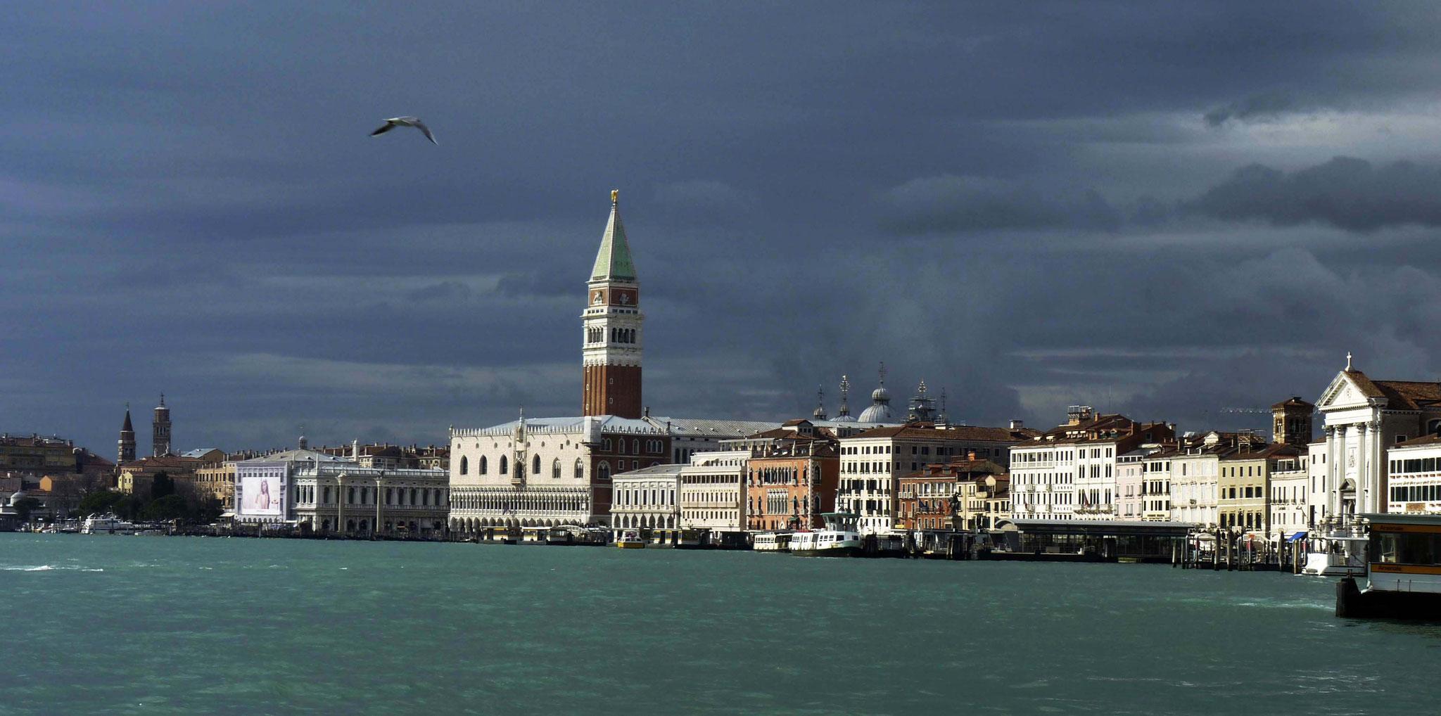 Après-midi d'orage - Venise - Italie