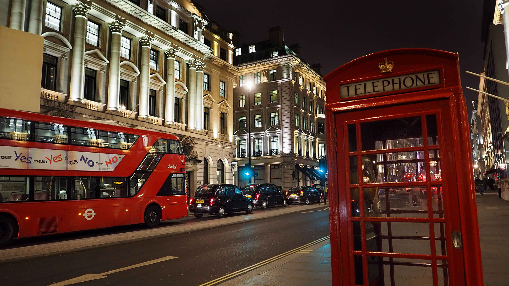 Picadilly Street - Londres - Royaume-Uni