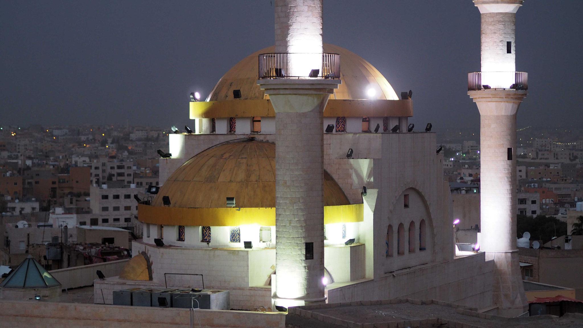 Mosquée - Madaba - Jordanie