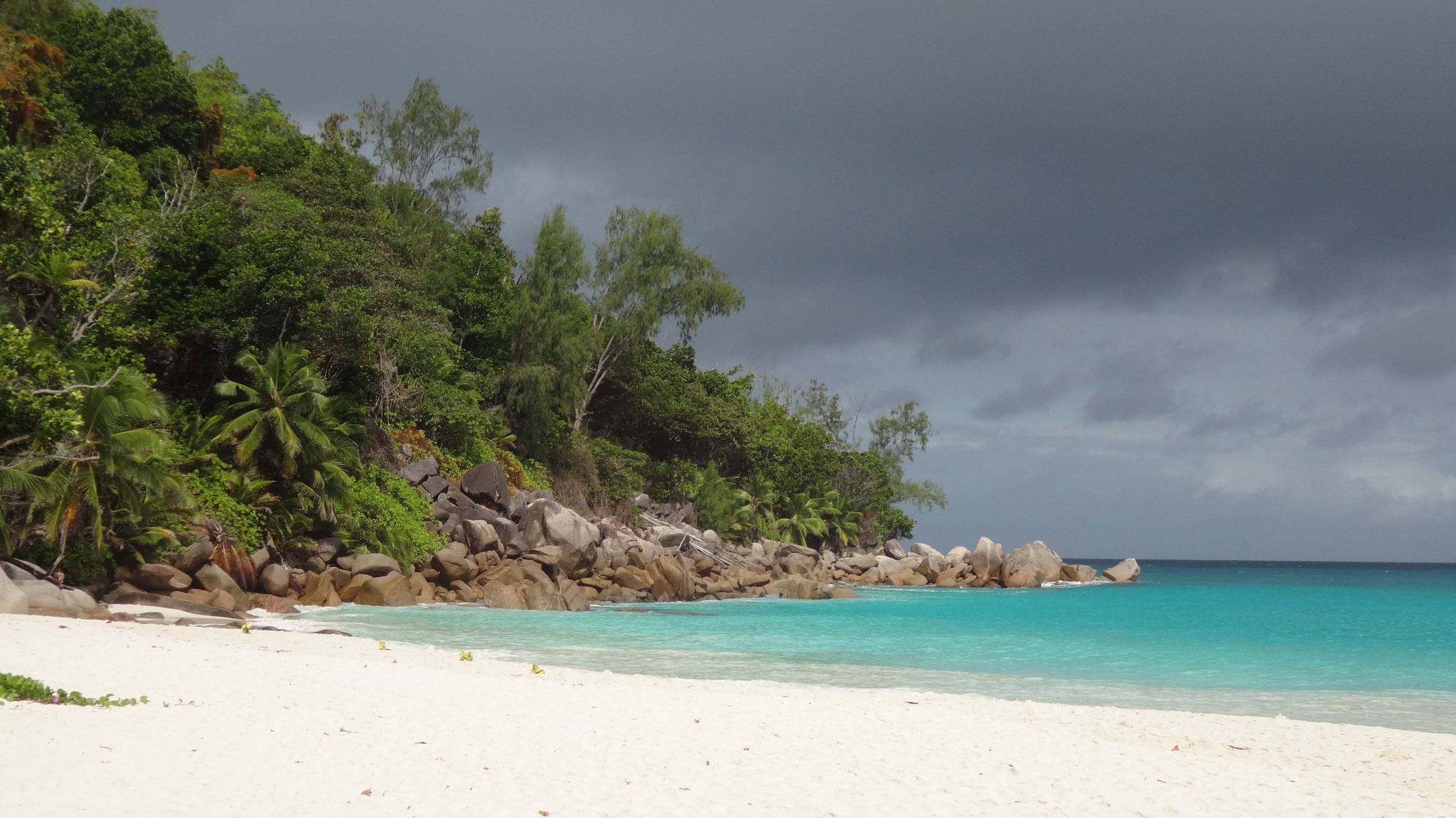 Anse Georgette - Praslin - Seychelles