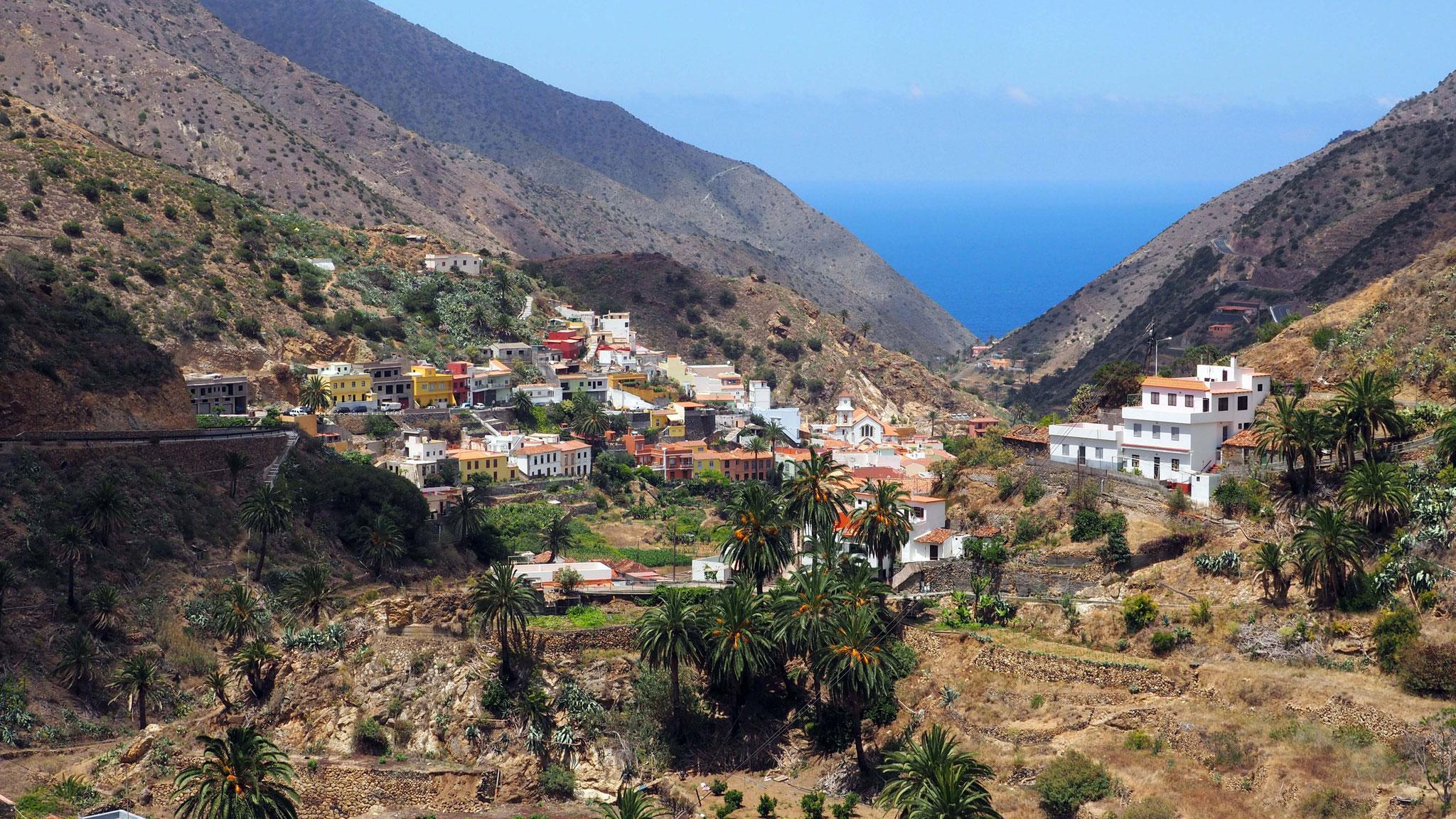Randonnées - La Gomera - Canaries