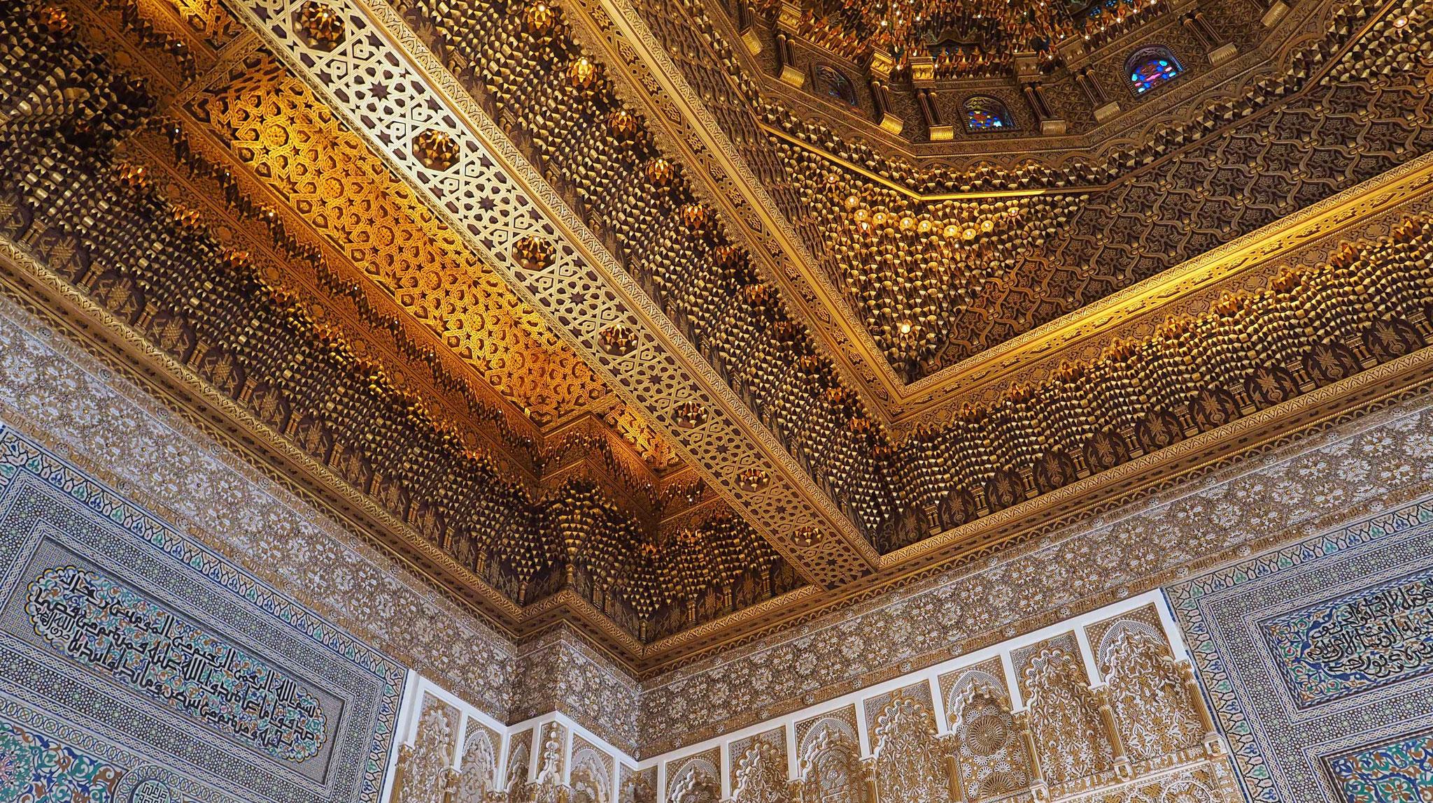 Mausolée Mohammed V - Rabat - Maroc