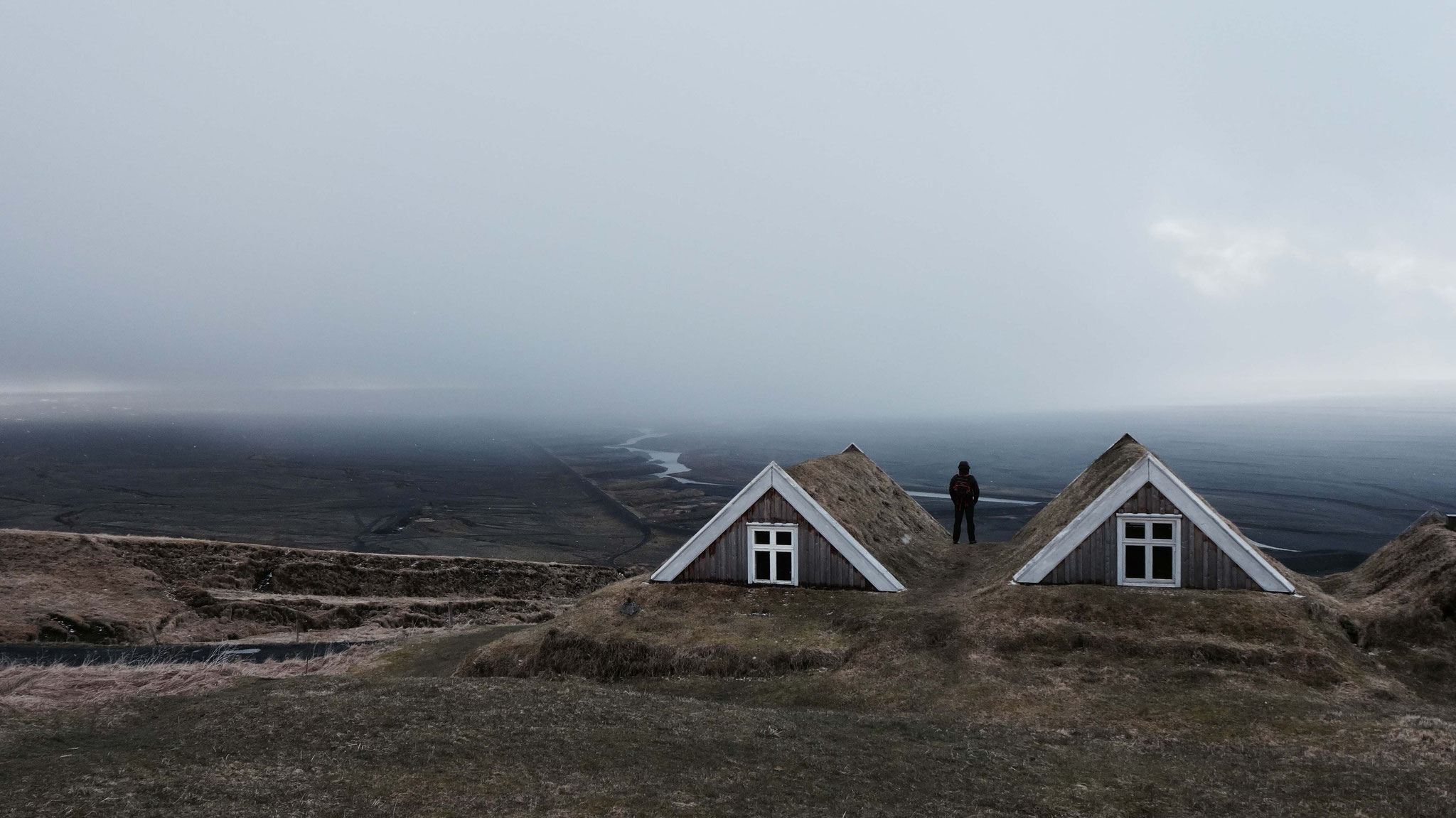 Seul perdu en Islande