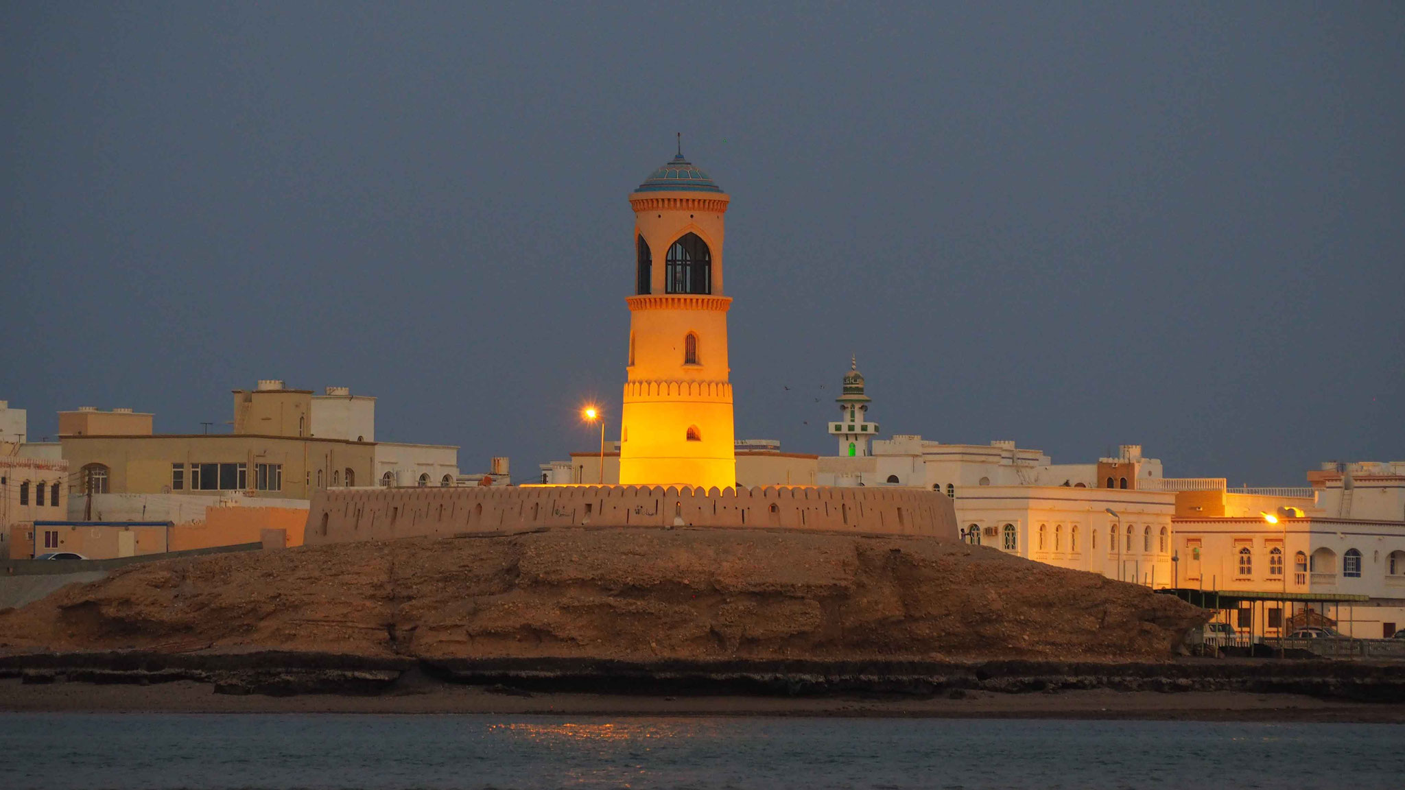 Port de Sour - Oman