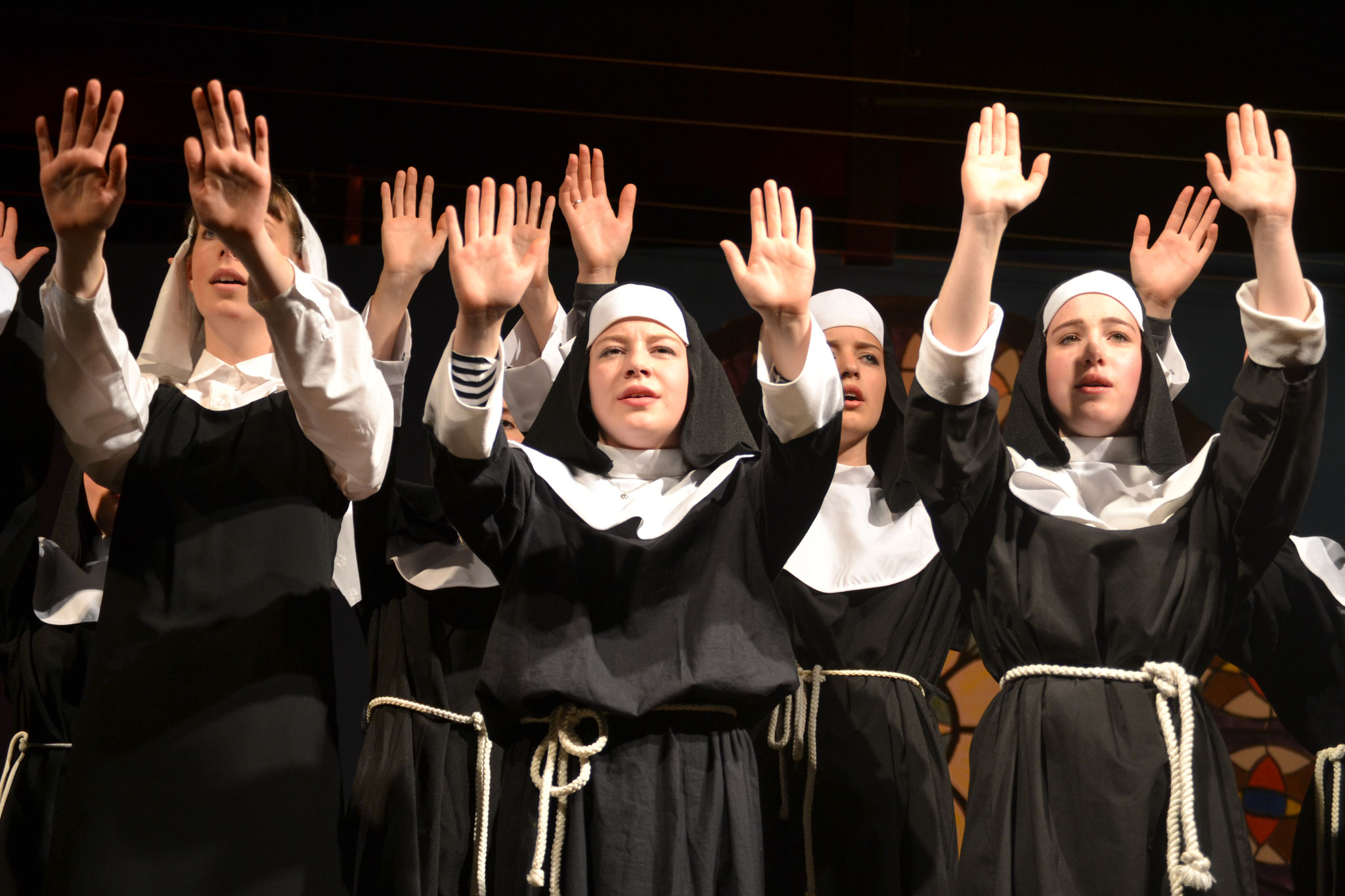 Sister Act - Musical 10. Klasse