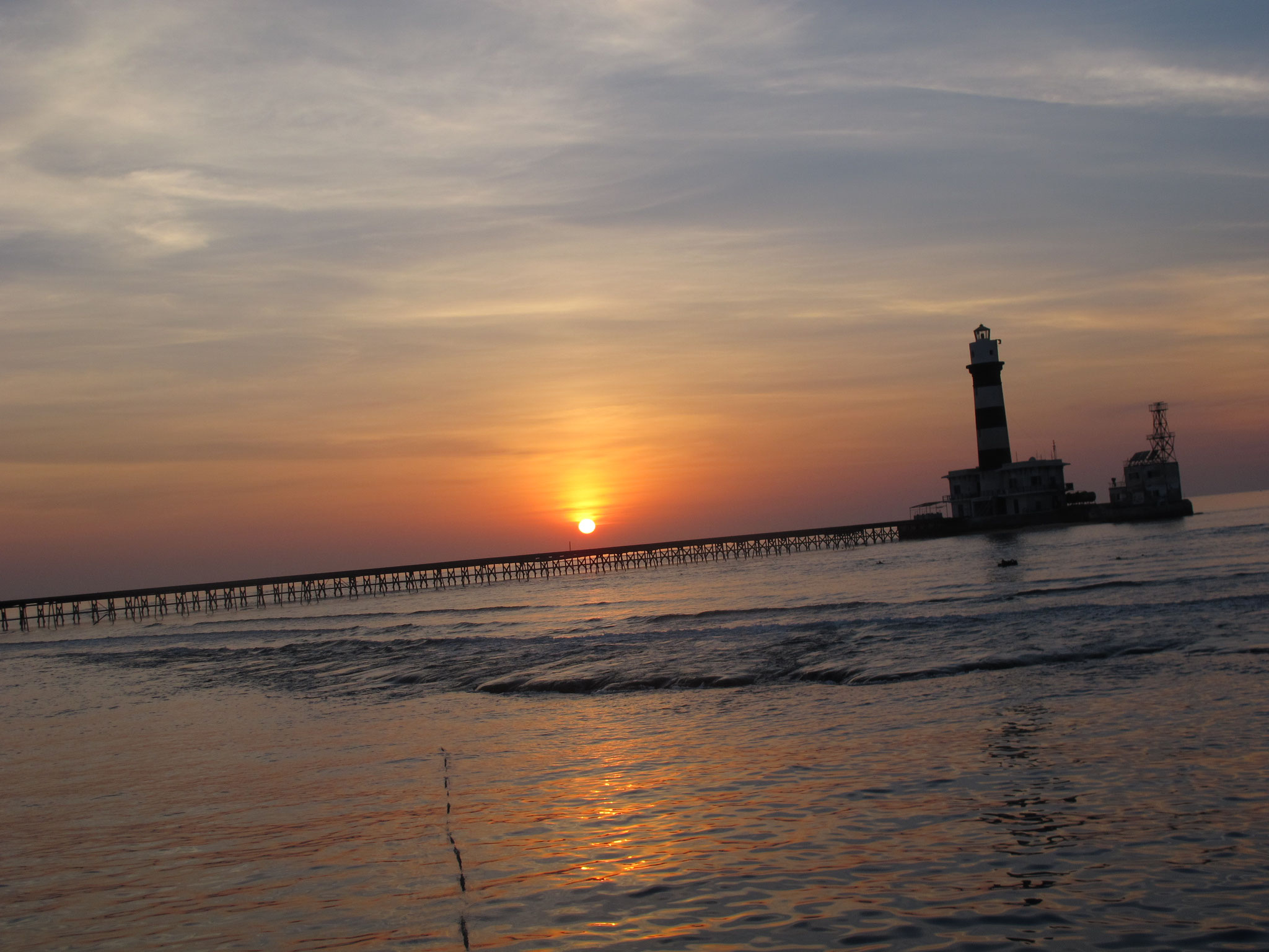 Lighthouse Daedalus