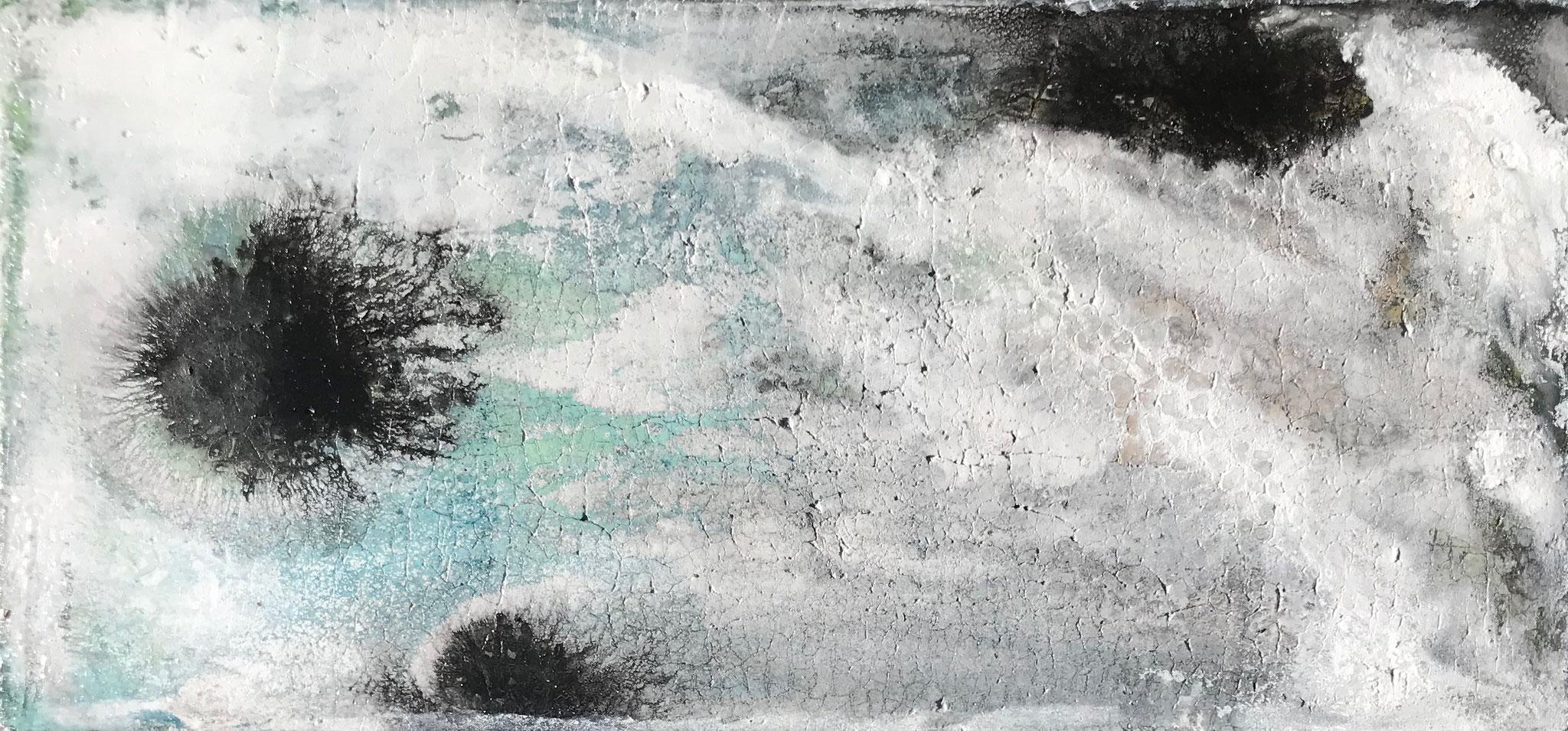 #13 Holzkiste - rechteckig - ca. 24 x 11 x 7 cm (L/B/H)