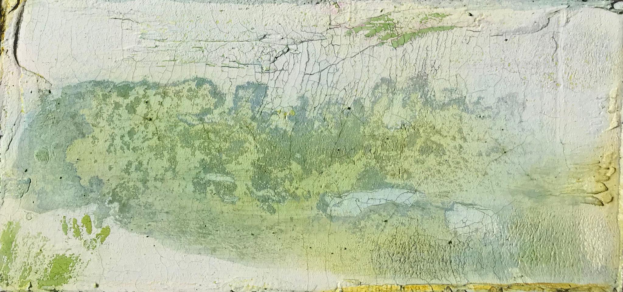 #14 Holzkiste - rechteckig - ca. 24 x 11 x 7 cm (L/B/H)