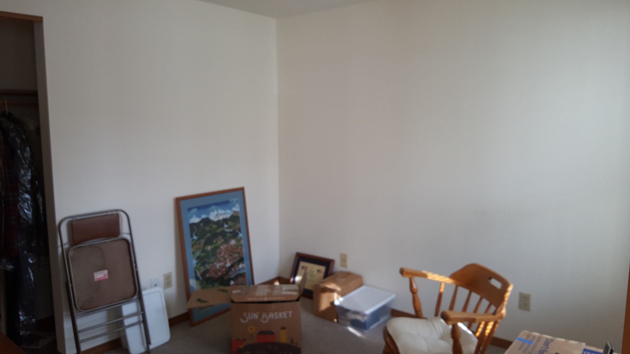 Office Before Staging