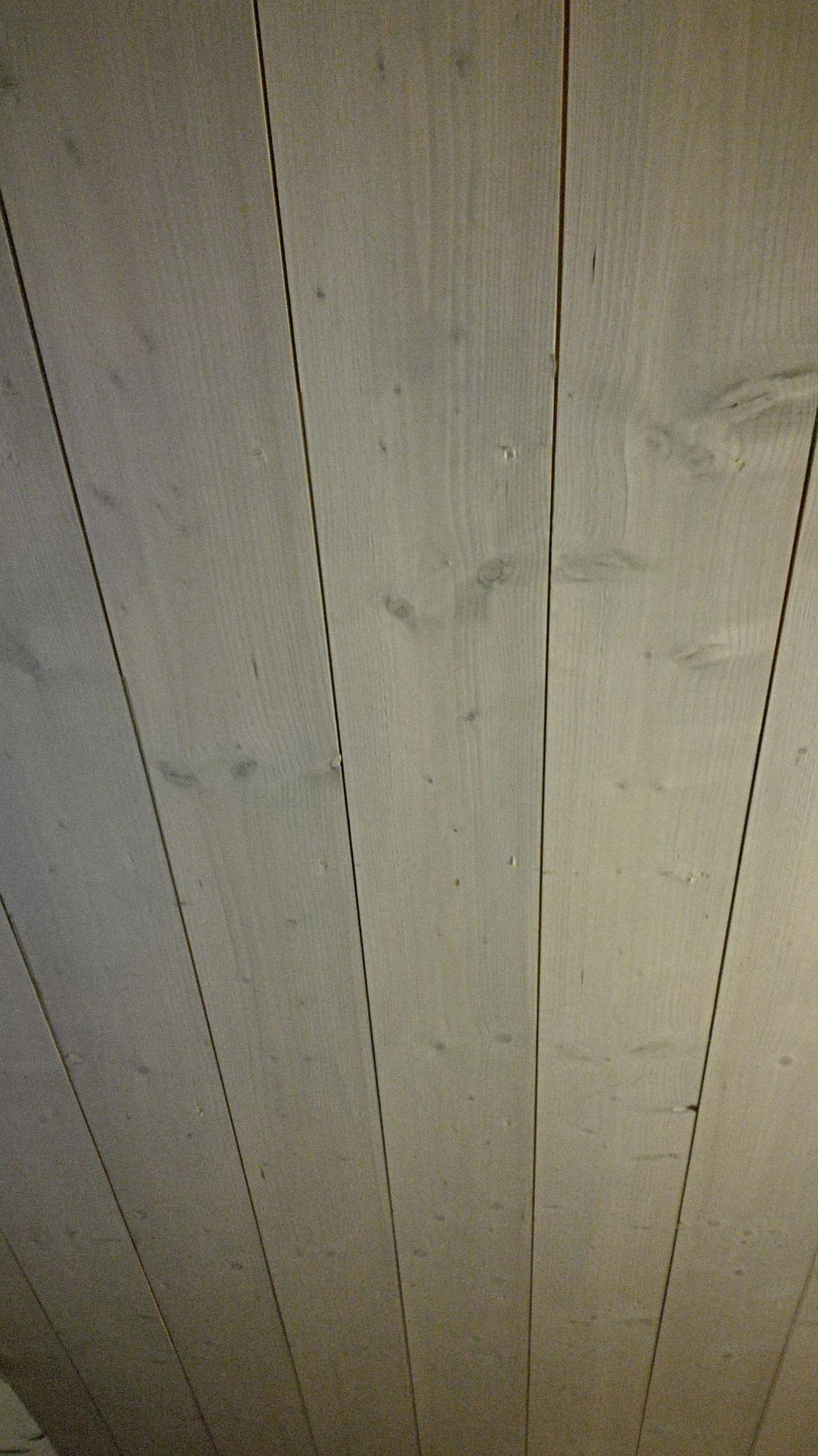 Plafond Peuplier