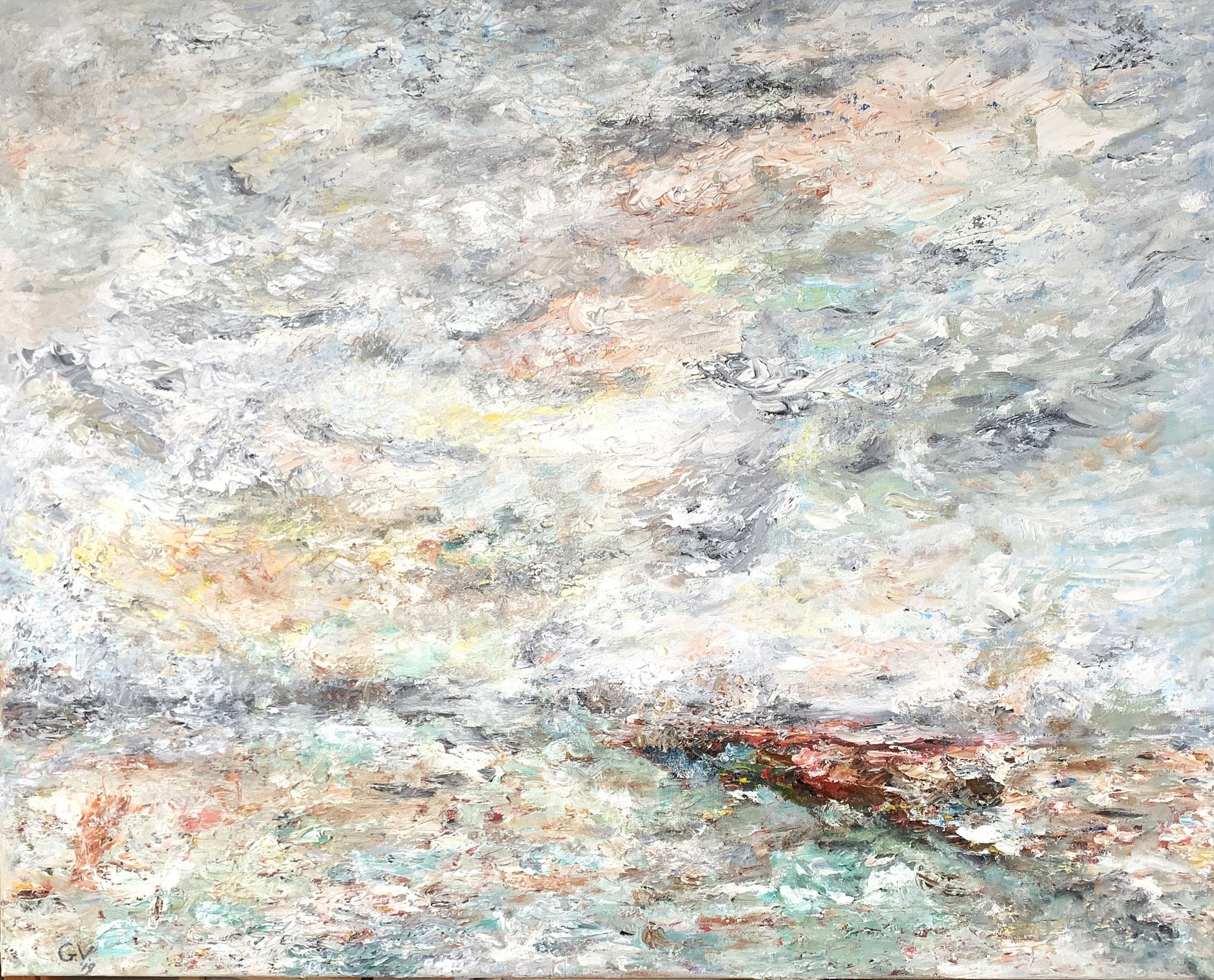 Seascape 20 - 100 x 80 cm