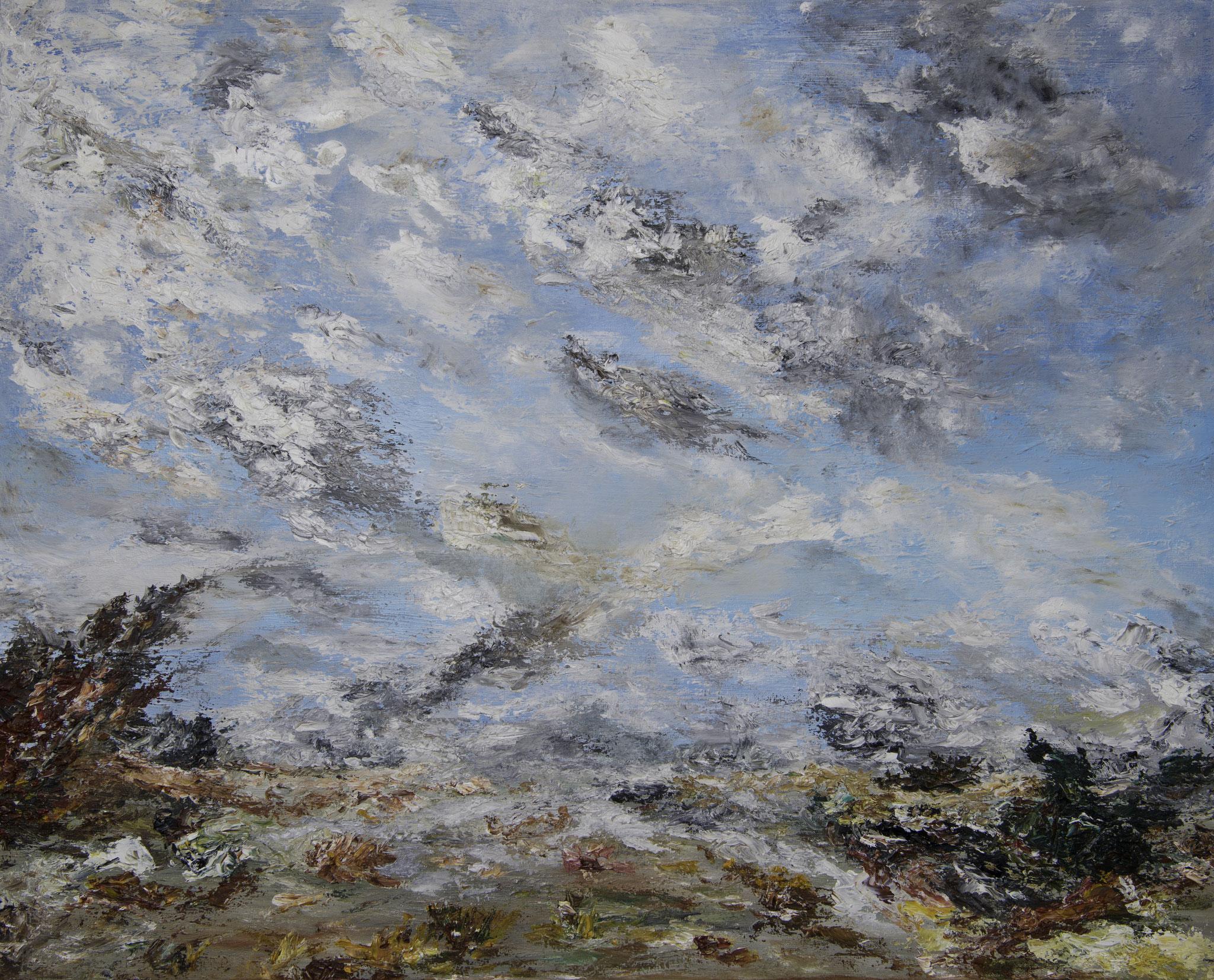 Landscape 4 - 100 x 80 cm