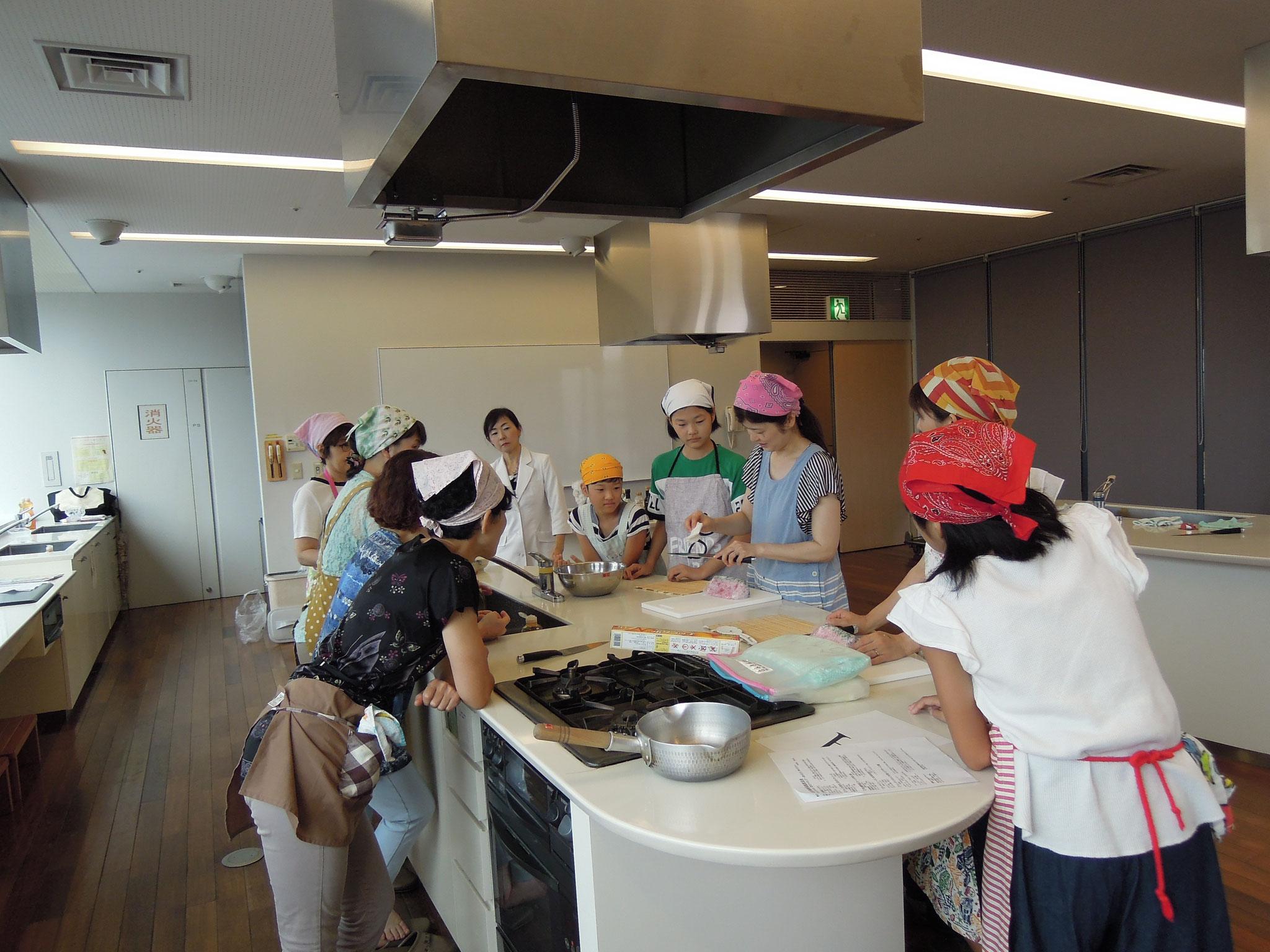 7月:料理教室