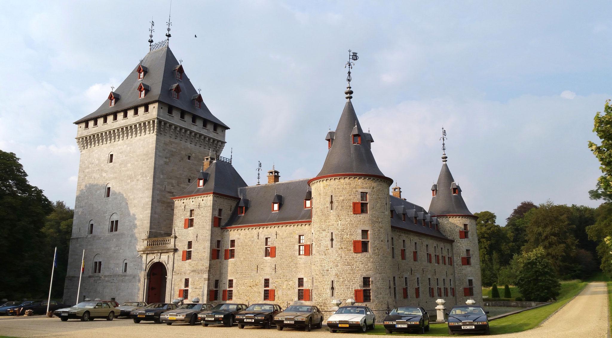2016 LagondaFest in Belgium