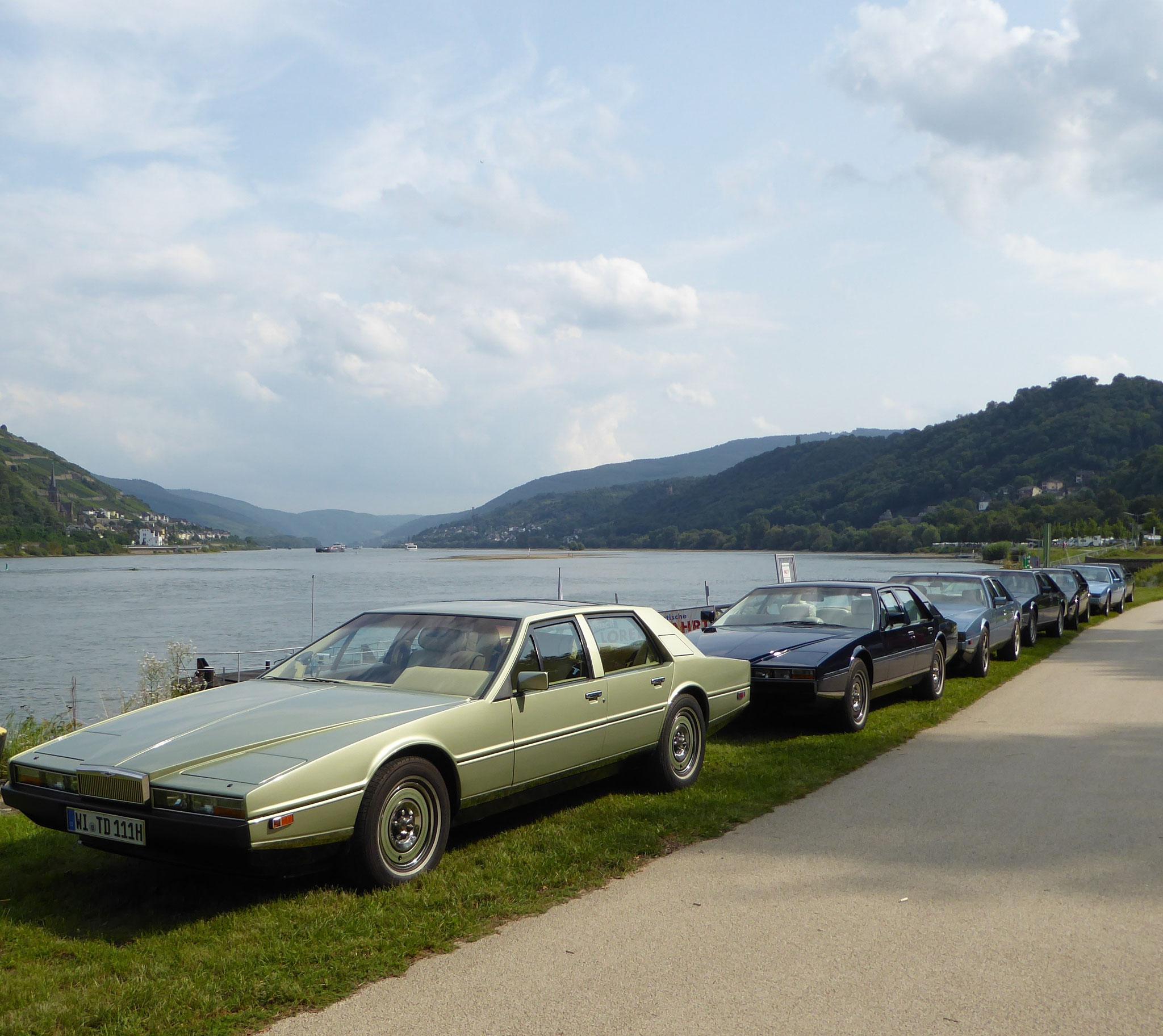2017 LagondaFest in Rheingau (Germany)