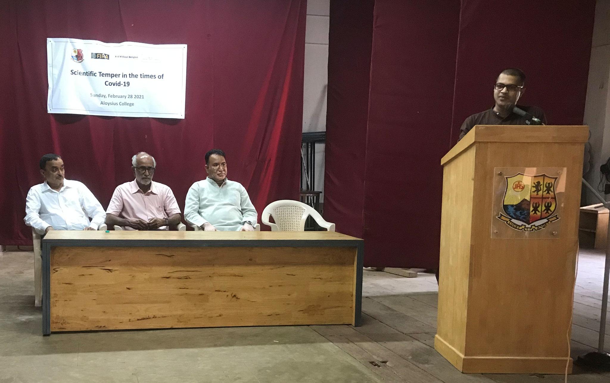 National Science Day 2021  Prof Vivek