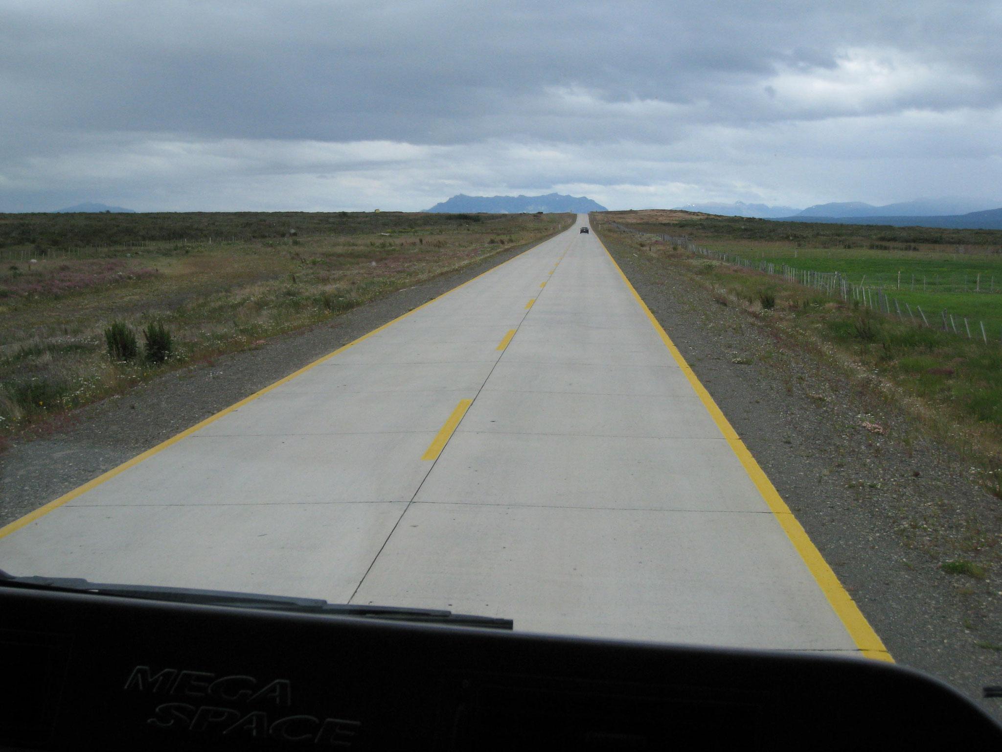 Südamerika 2009/2010 Patagonien