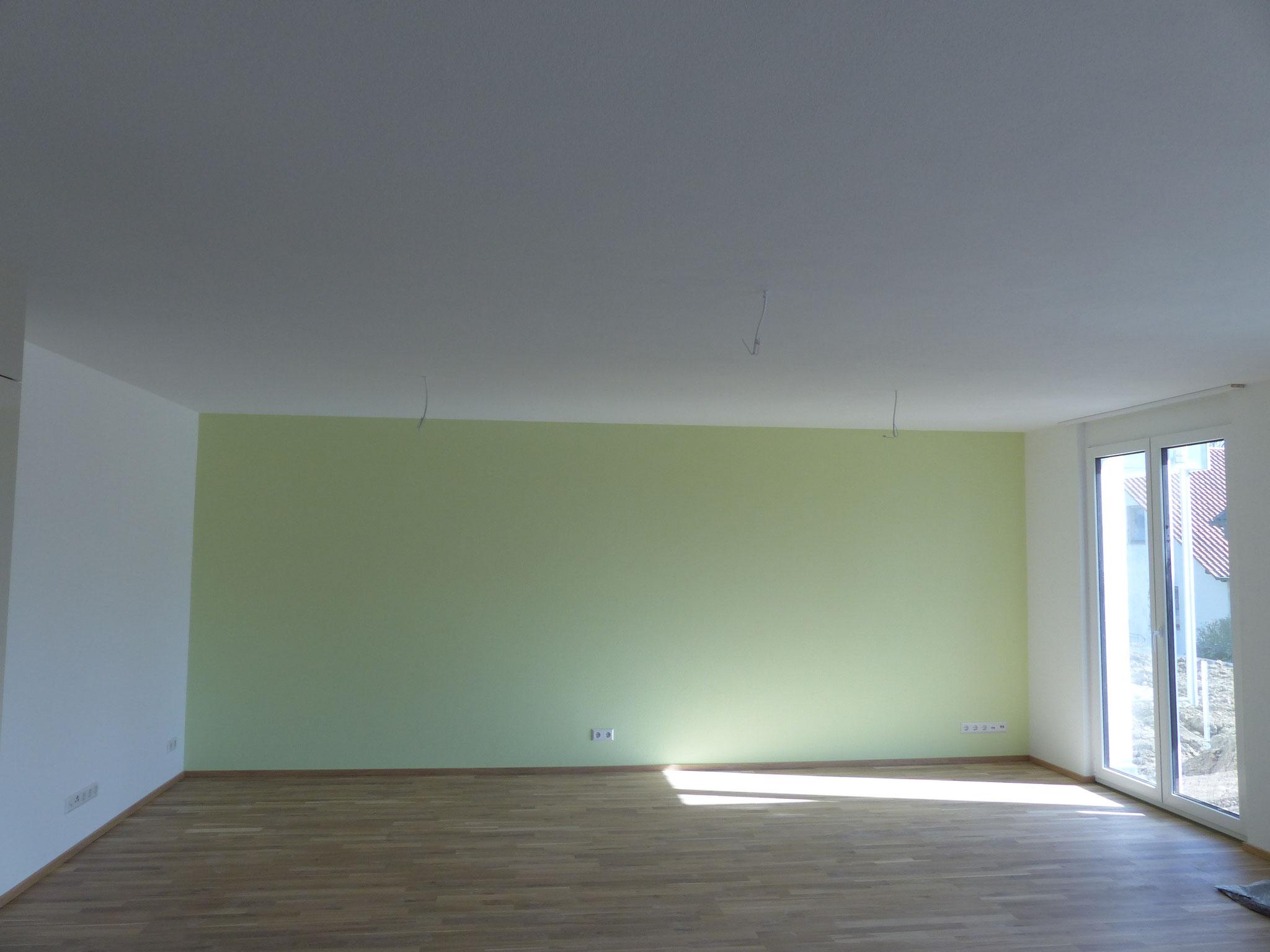 Malerarbeiten im Innenbereich