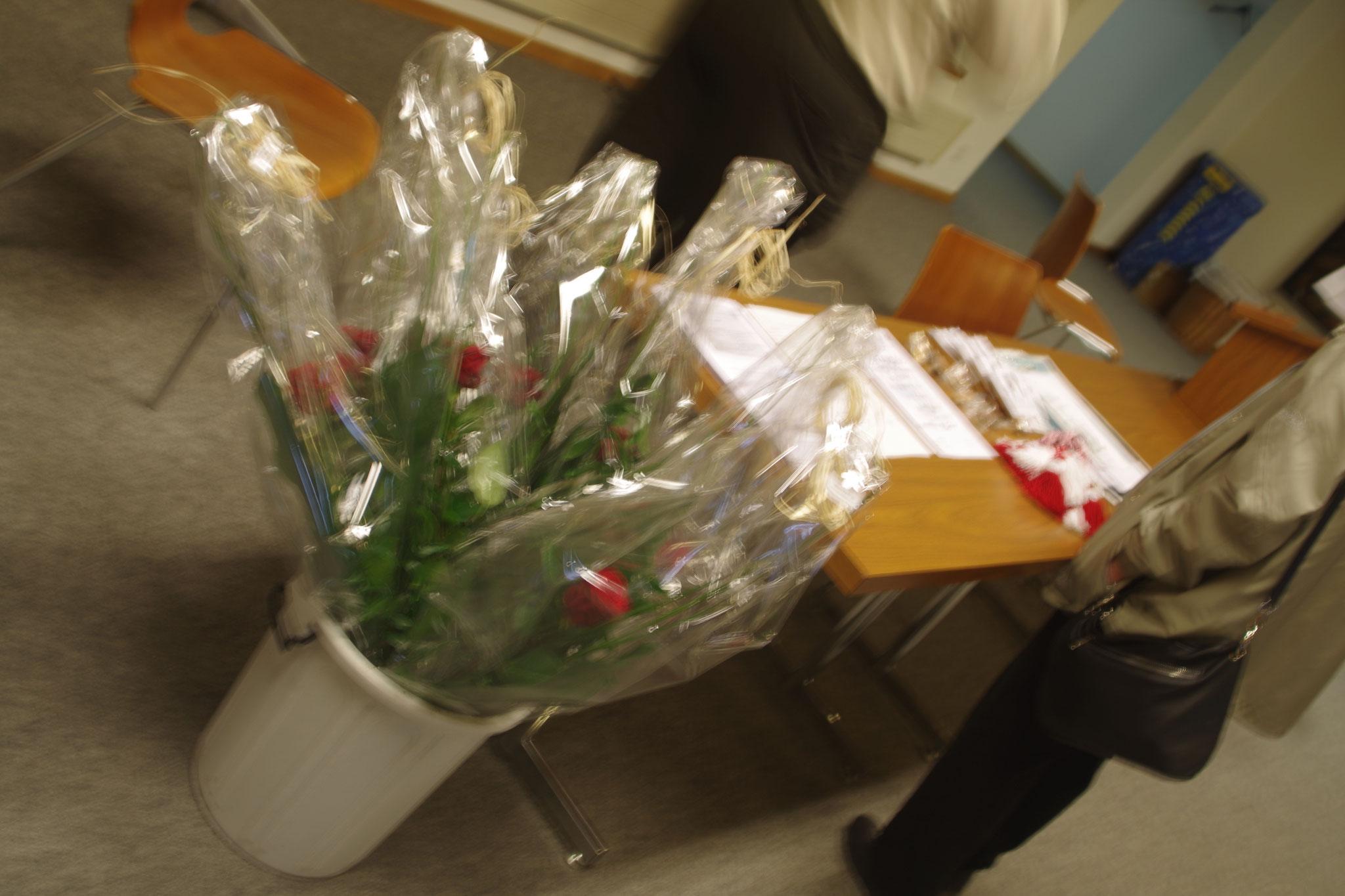ein Danke für alle Dianas! Danke unserem Führungsteam Nadine und Rolf!