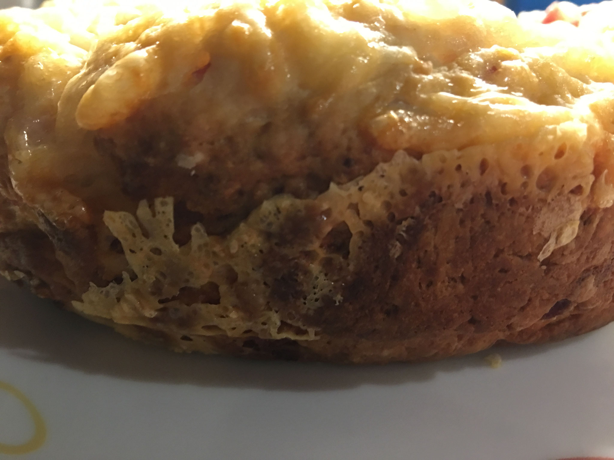 Käse-Schinken Brot