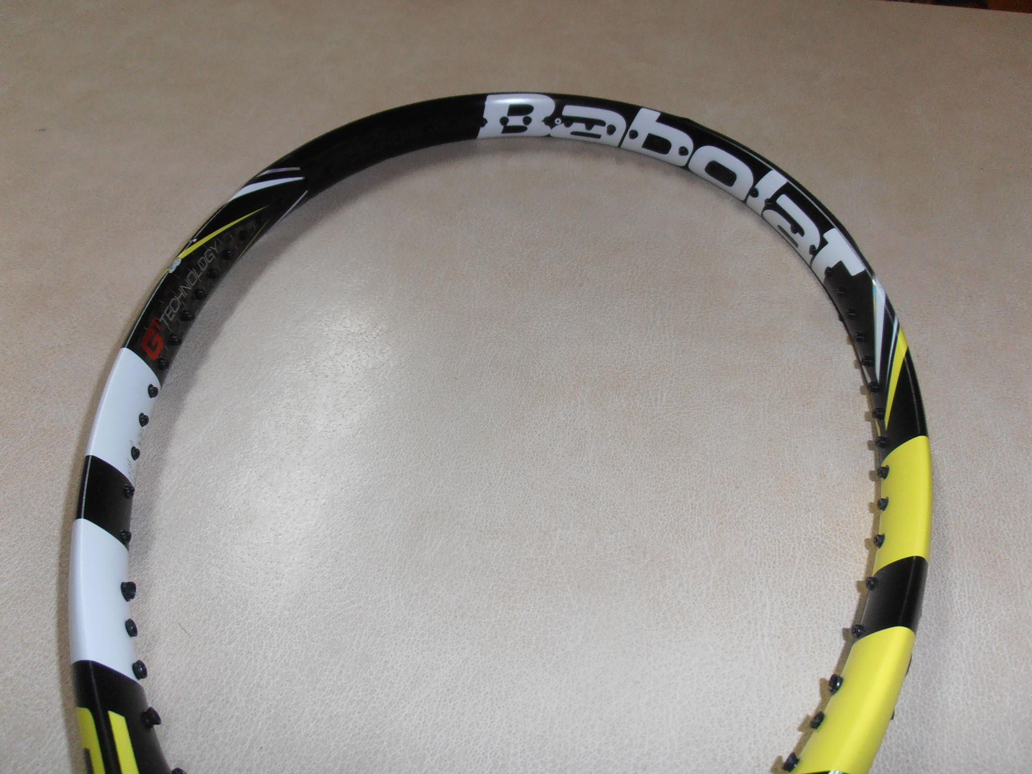 Tennis Racquet - After Repair