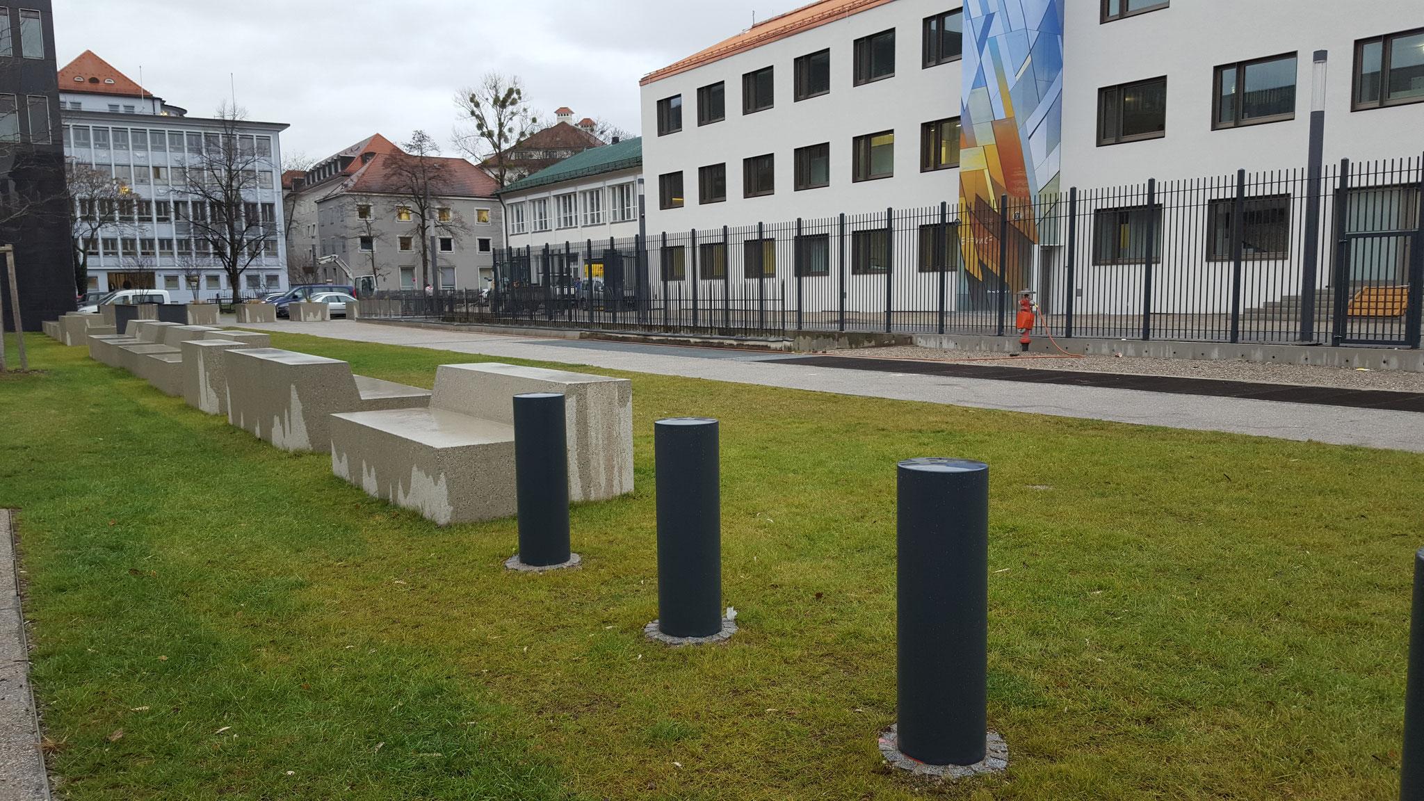 Konsulat in München