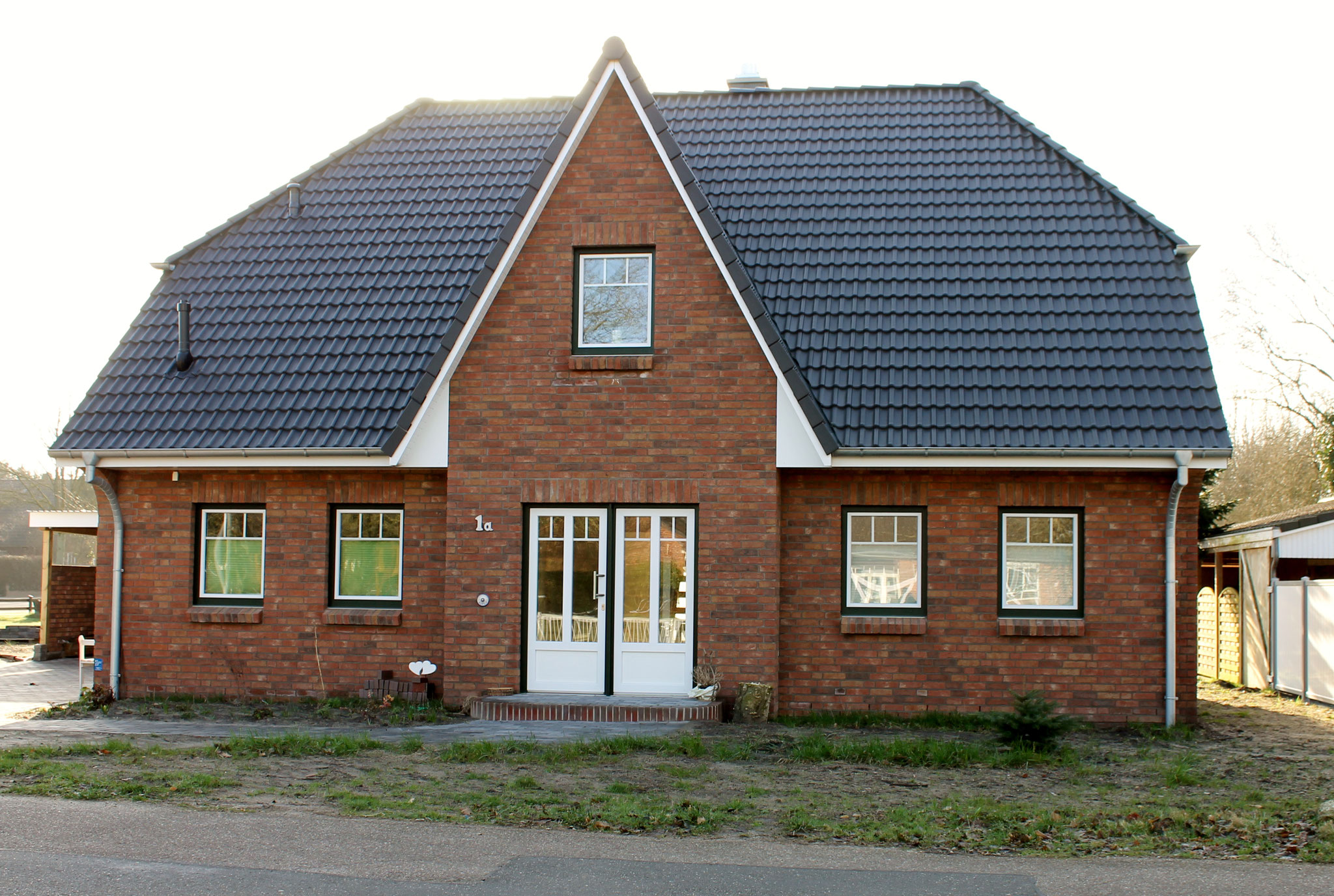 Einfamilienhaus Schlüsselfertig