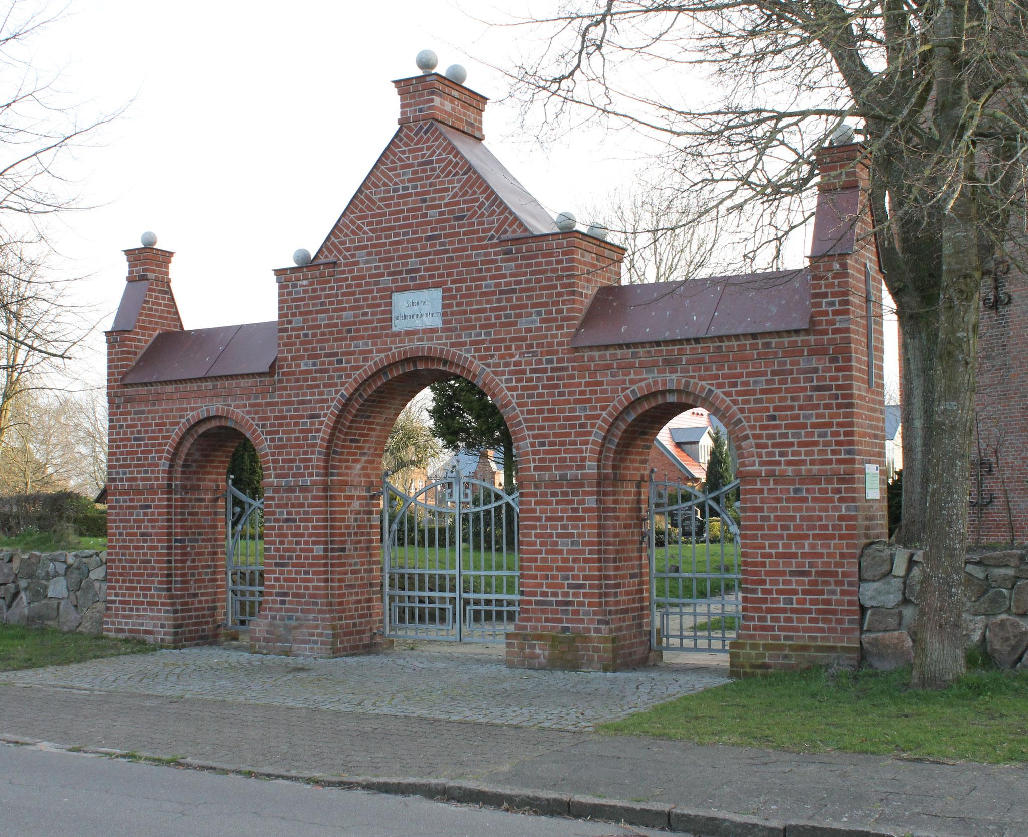 Kirche Langenhorn, Westerstegel