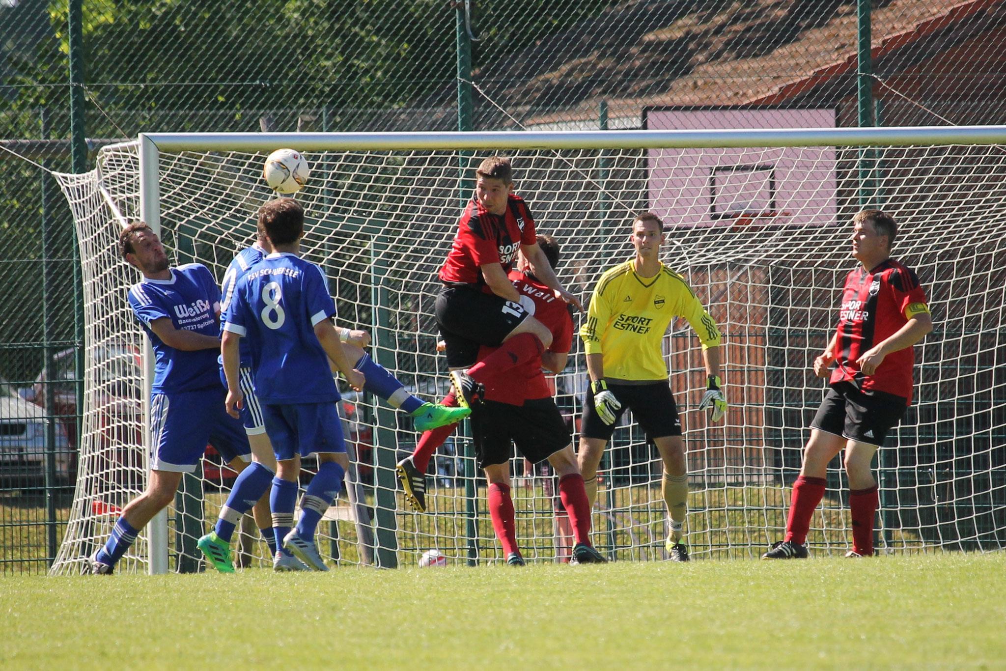 Gegen den TSV Schliersee (2:1) am 28.5.2017