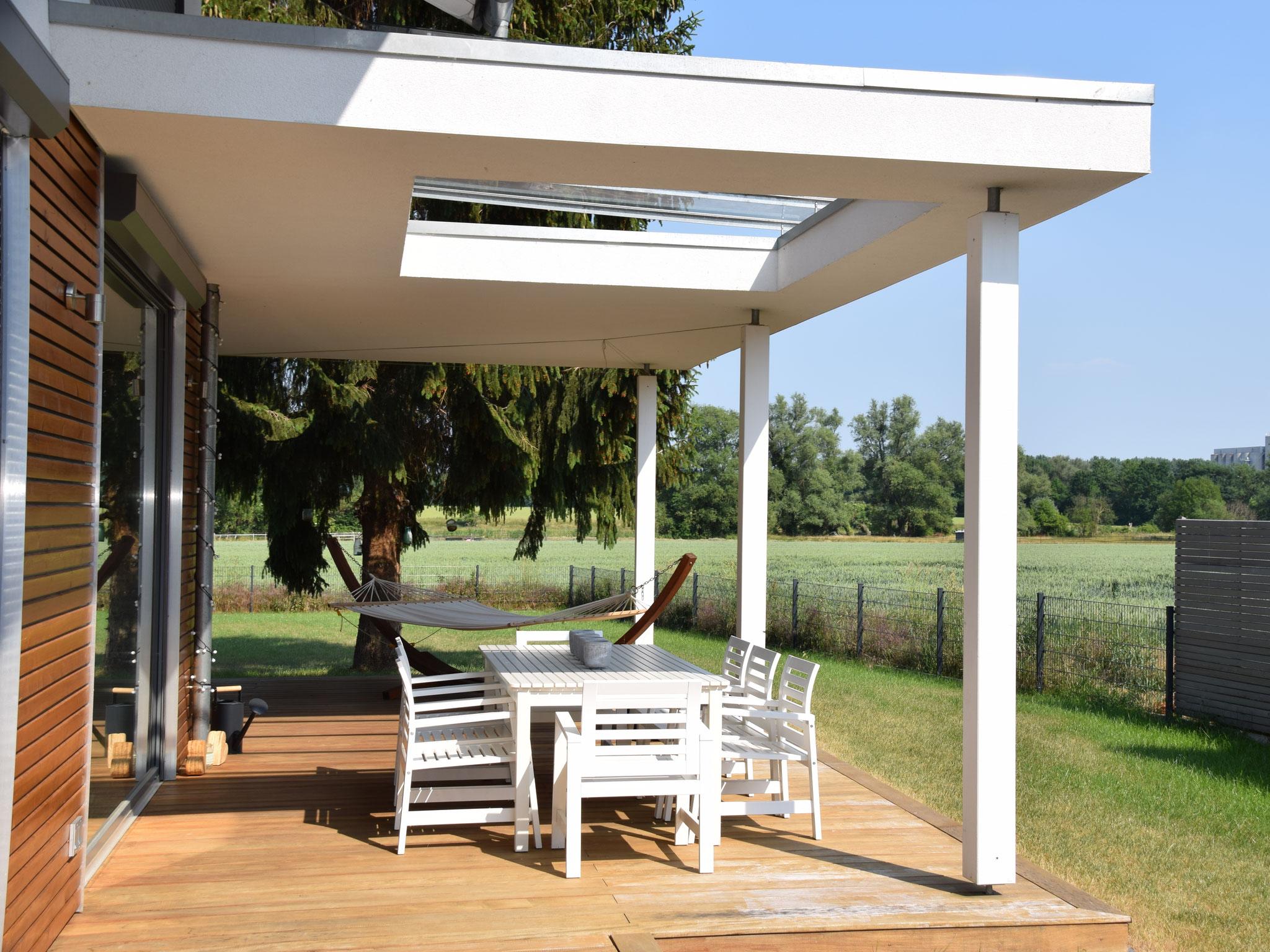 Terrassen und Anbauten   Cordes Systembau