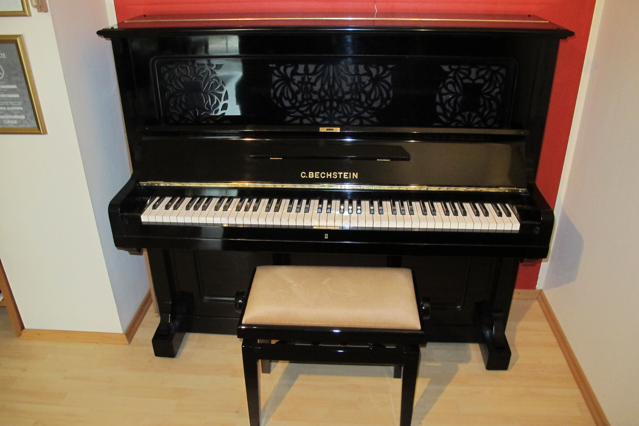 Piano C. Bechstein, Modell V