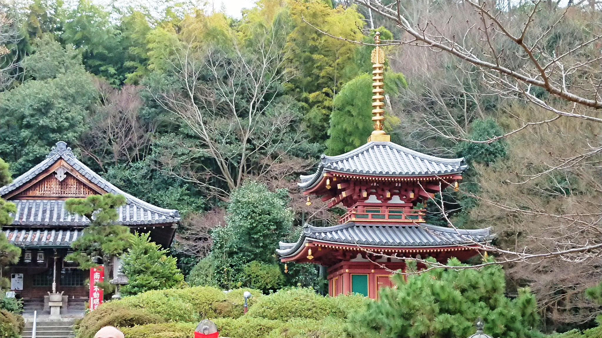 平等寺:聖徳太子創建
